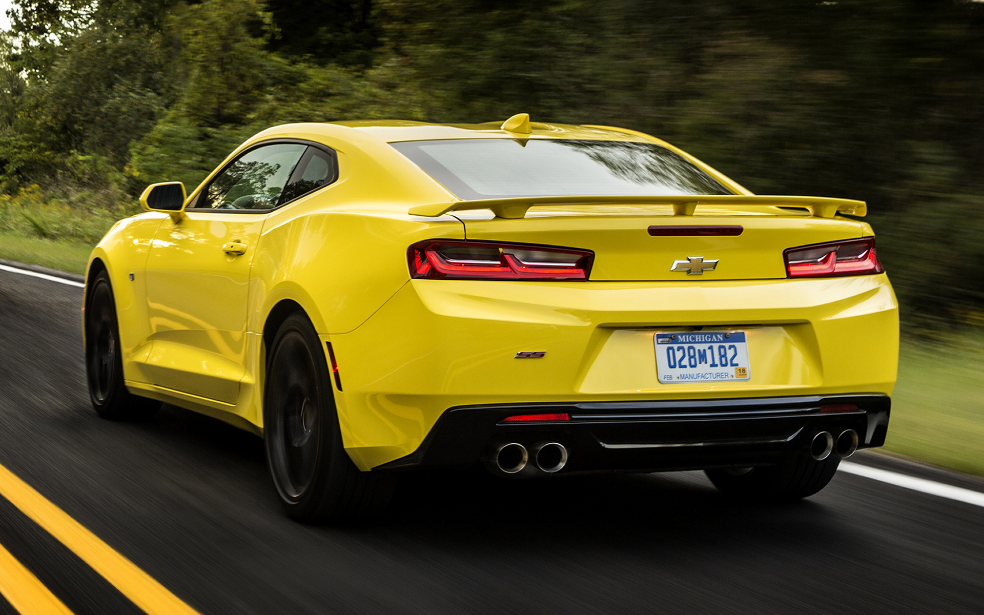 Chevrolet camaro ss 2016 wallpapers and hd images car pixel