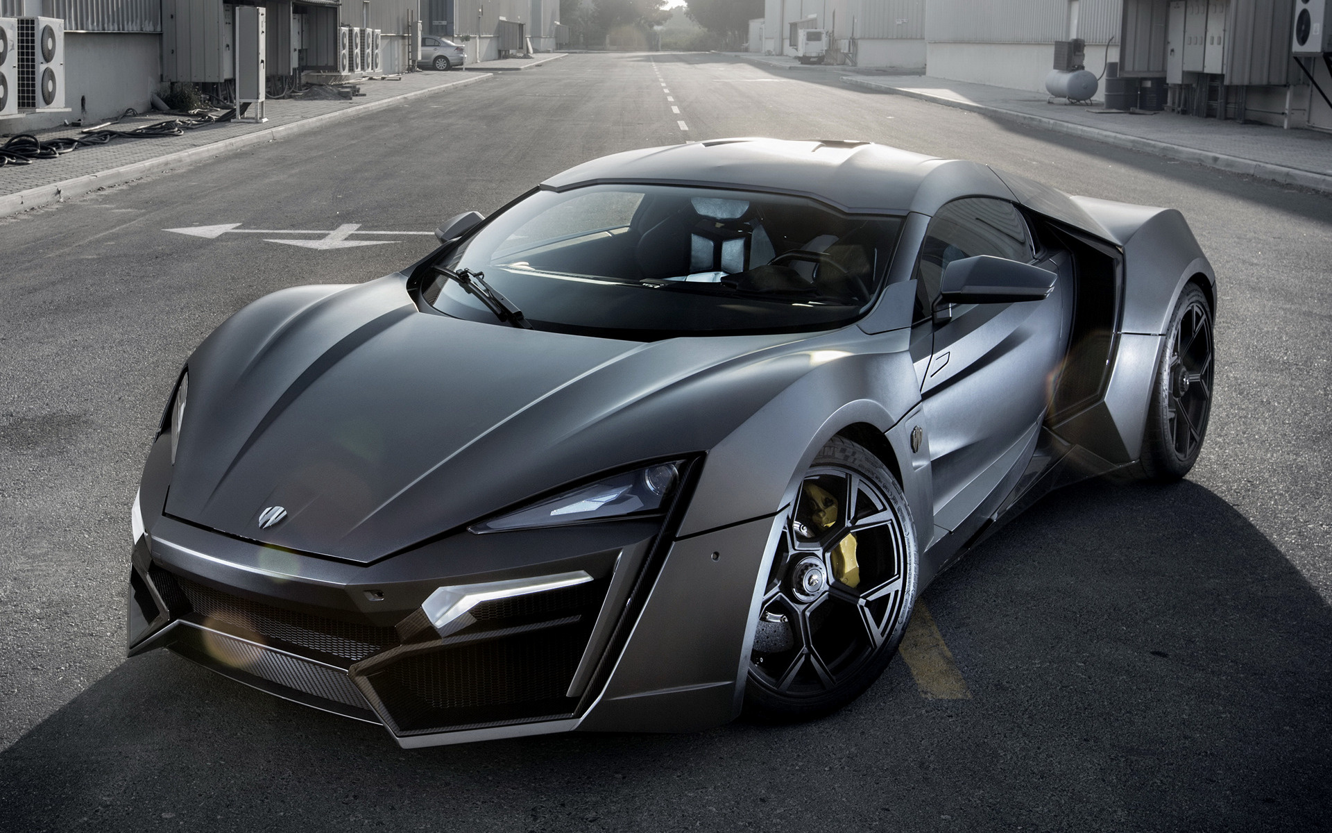 2014 Lykan Hypersport Wallpapers And Hd Images Car Pixel