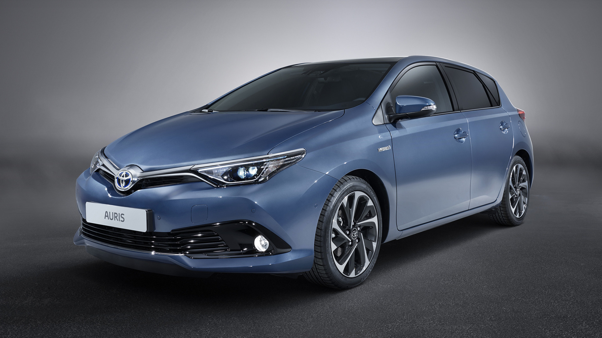 toyota auris hybrid 2015 wallpapers and hd images car pixel. Black Bedroom Furniture Sets. Home Design Ideas