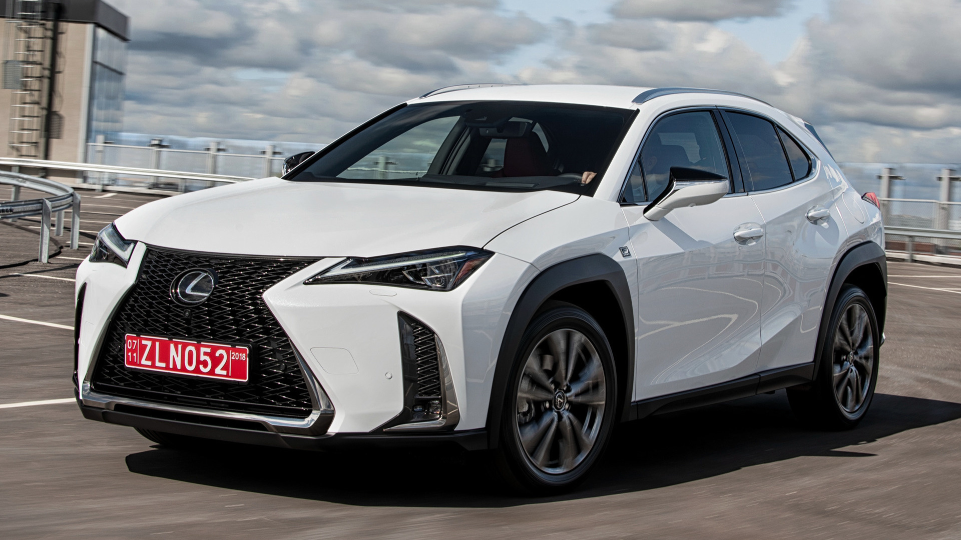 2018 Lexus Ux F Sport Wallpapers And Hd Images Car Pixel