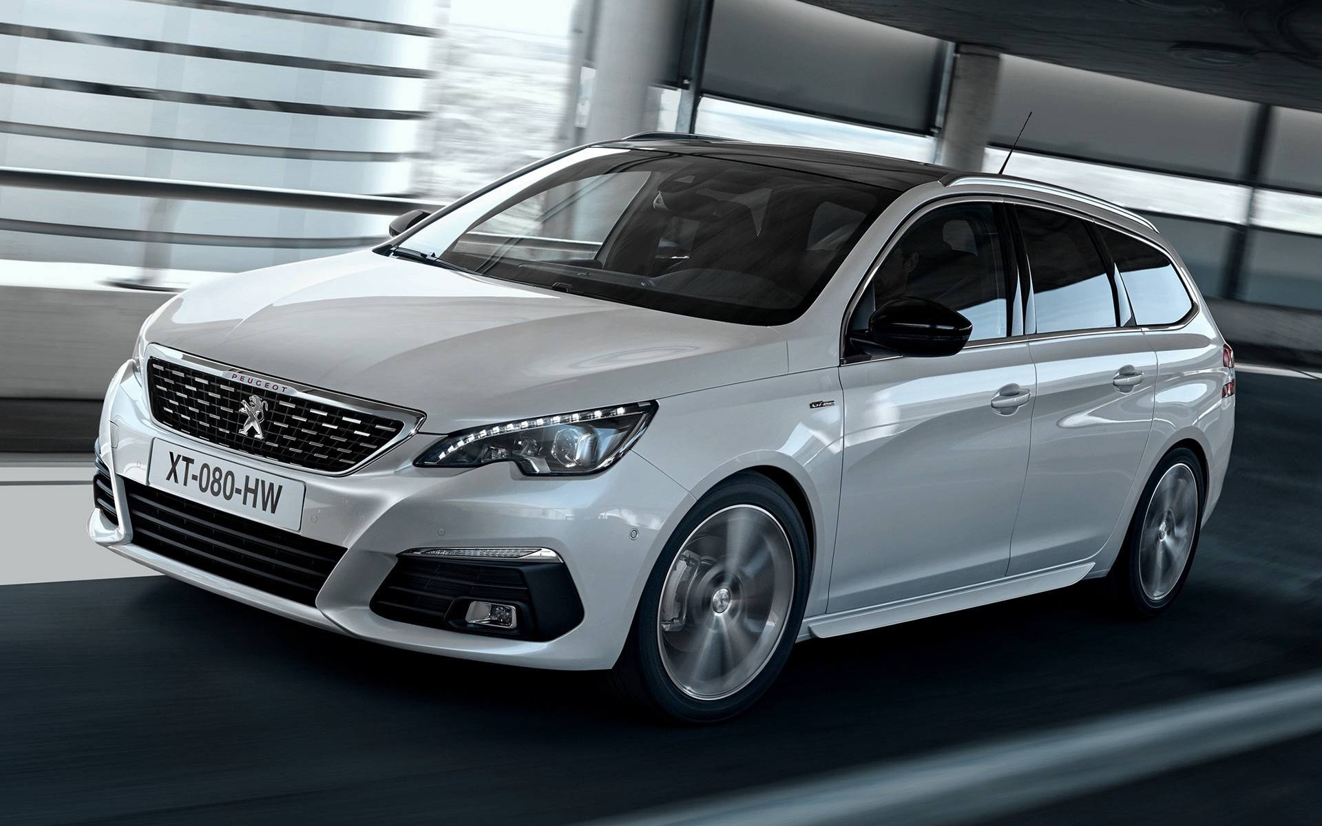 2017 Peugeot 308 Sw Gt Line Wallpapers And Hd Images