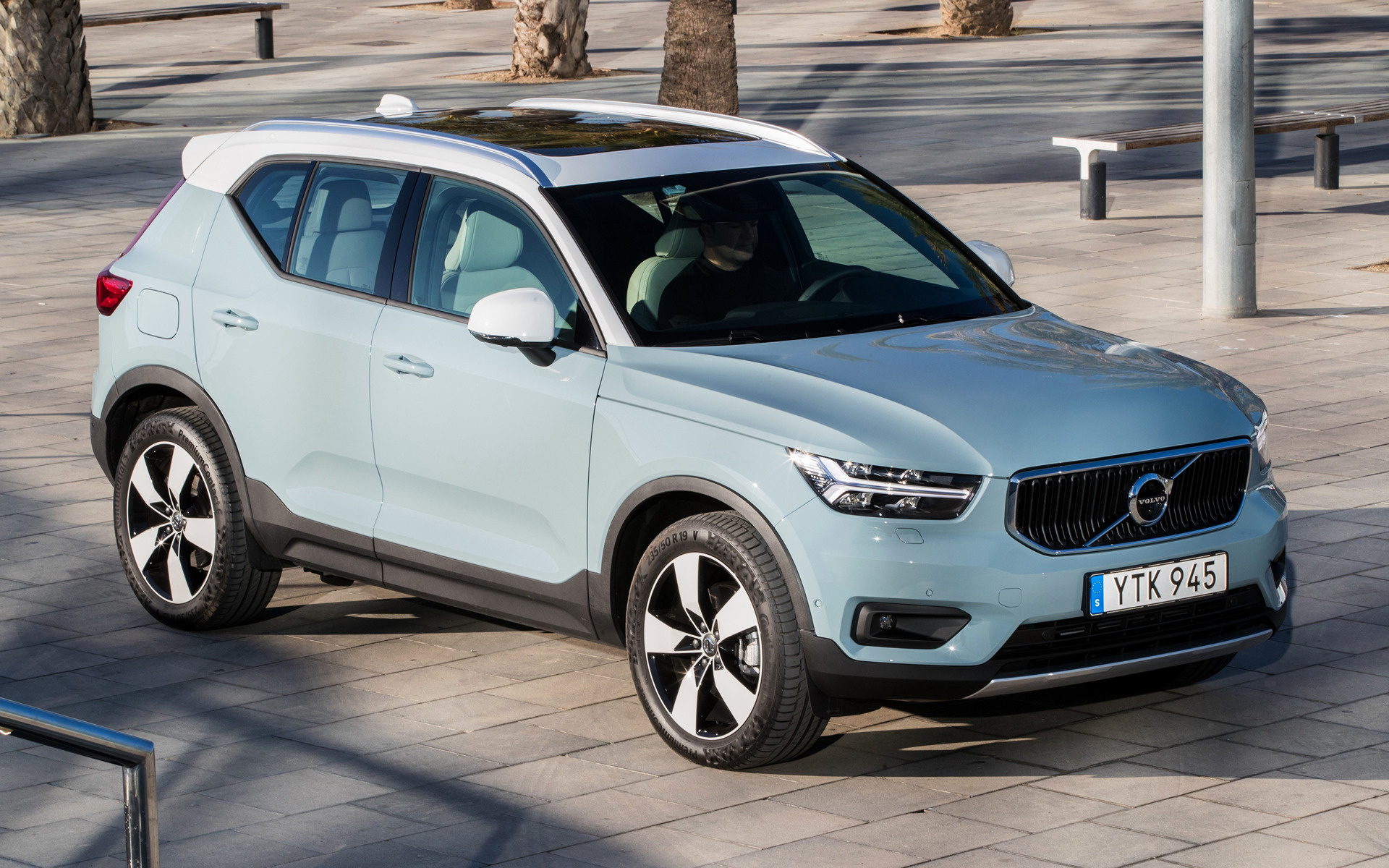 2017 Volvo Xc40 Wallpapers And Hd Images Car Pixel