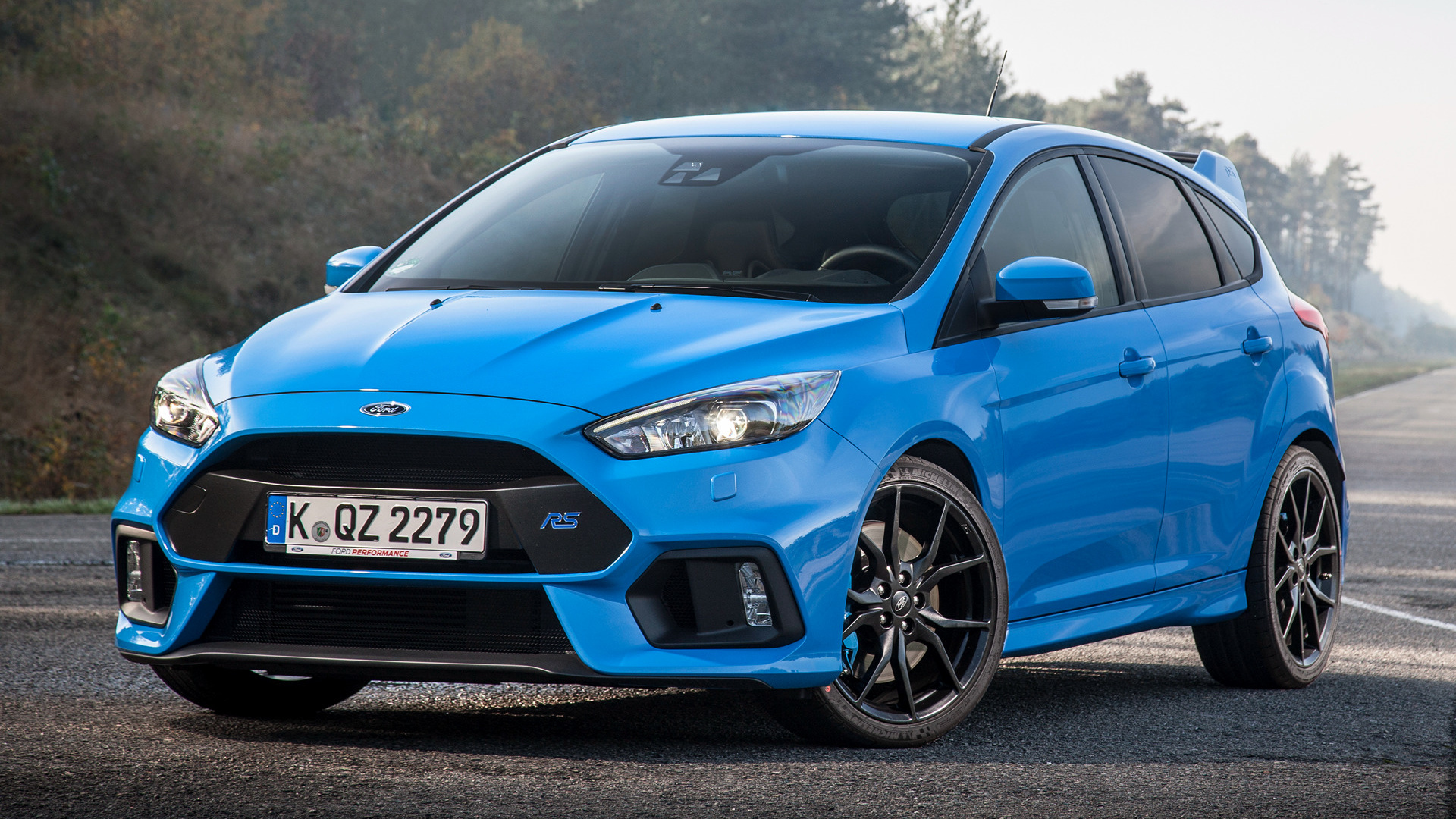 Ford Focus Rs 2015 Wallpapers And Hd Images Car Pixel