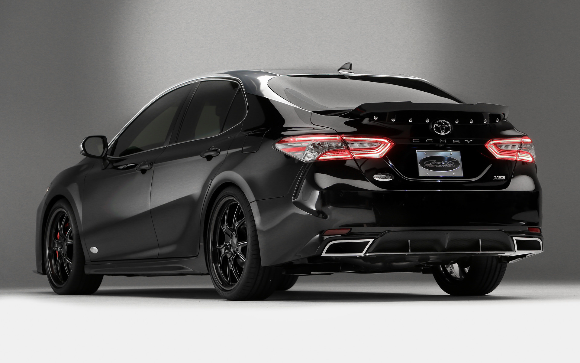 2018 Toyota Camry >> 2018 Toyota Camry Rowdy Edition by Kyle Busch - Wallpapers ...