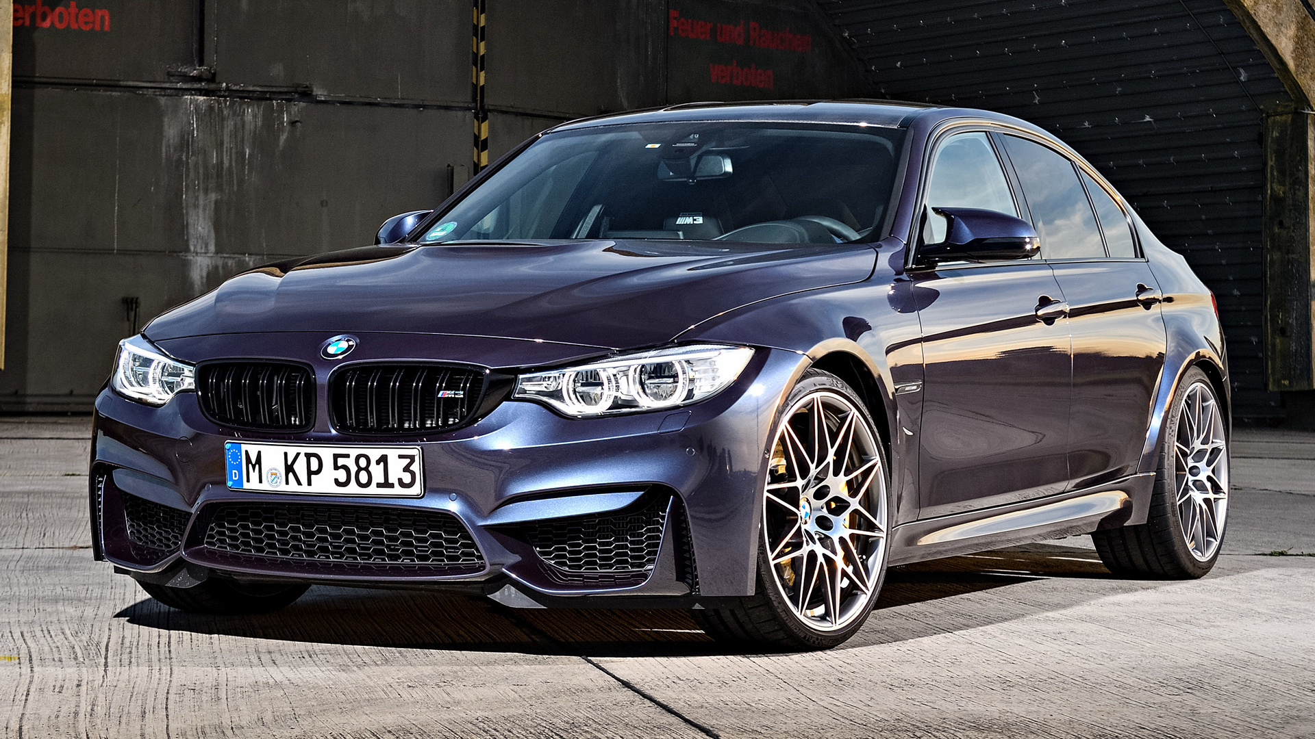 2016 BMW M3 30 Years Edition - Wallpapers and HD Images ...