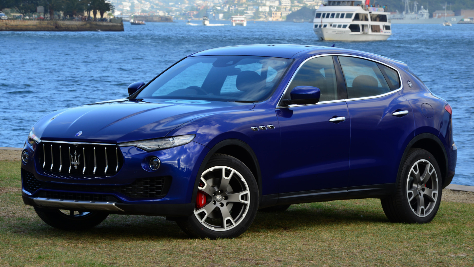 Maserati Levante 2016 Au Wallpapers And Hd Images Car
