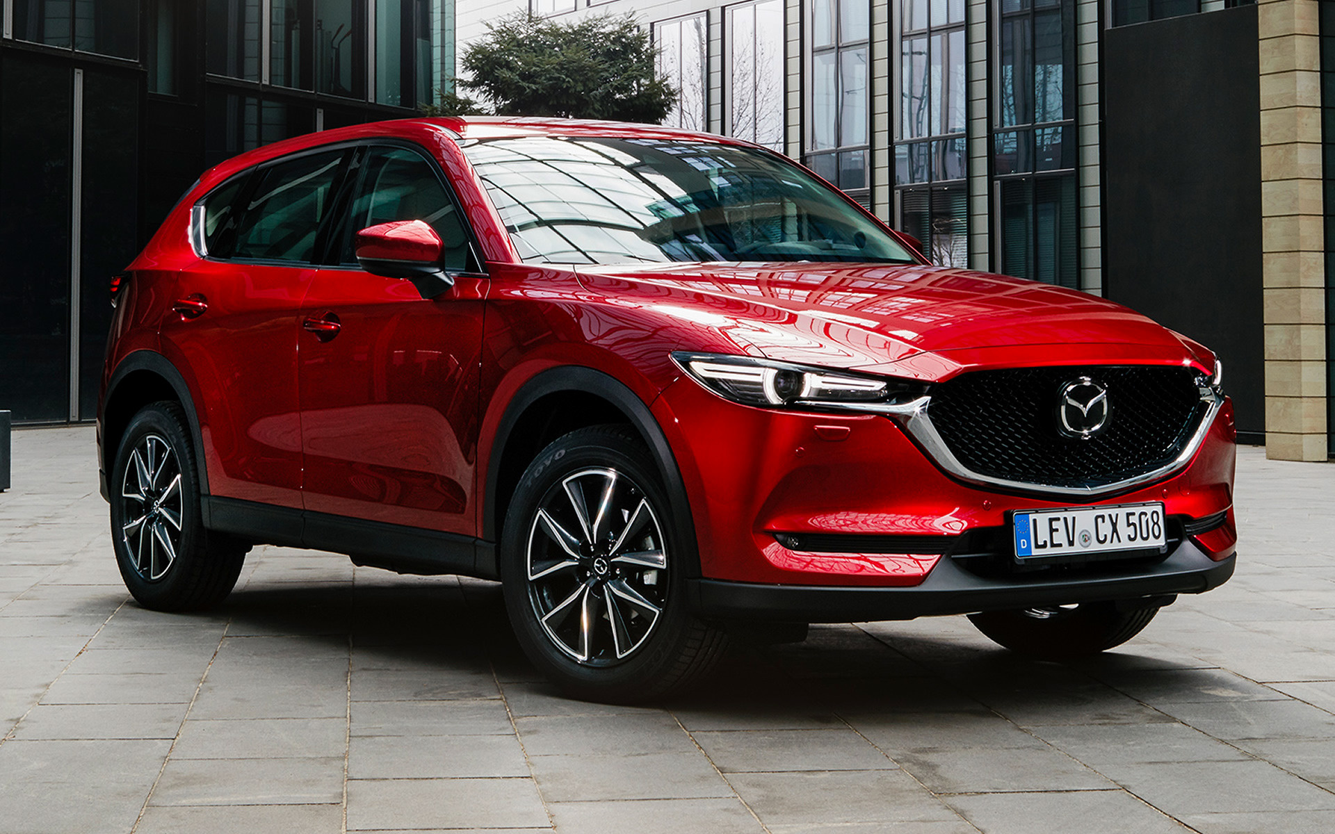 2017 Mazda CX-5 - Wallpapers and HD Images | Car Pixel