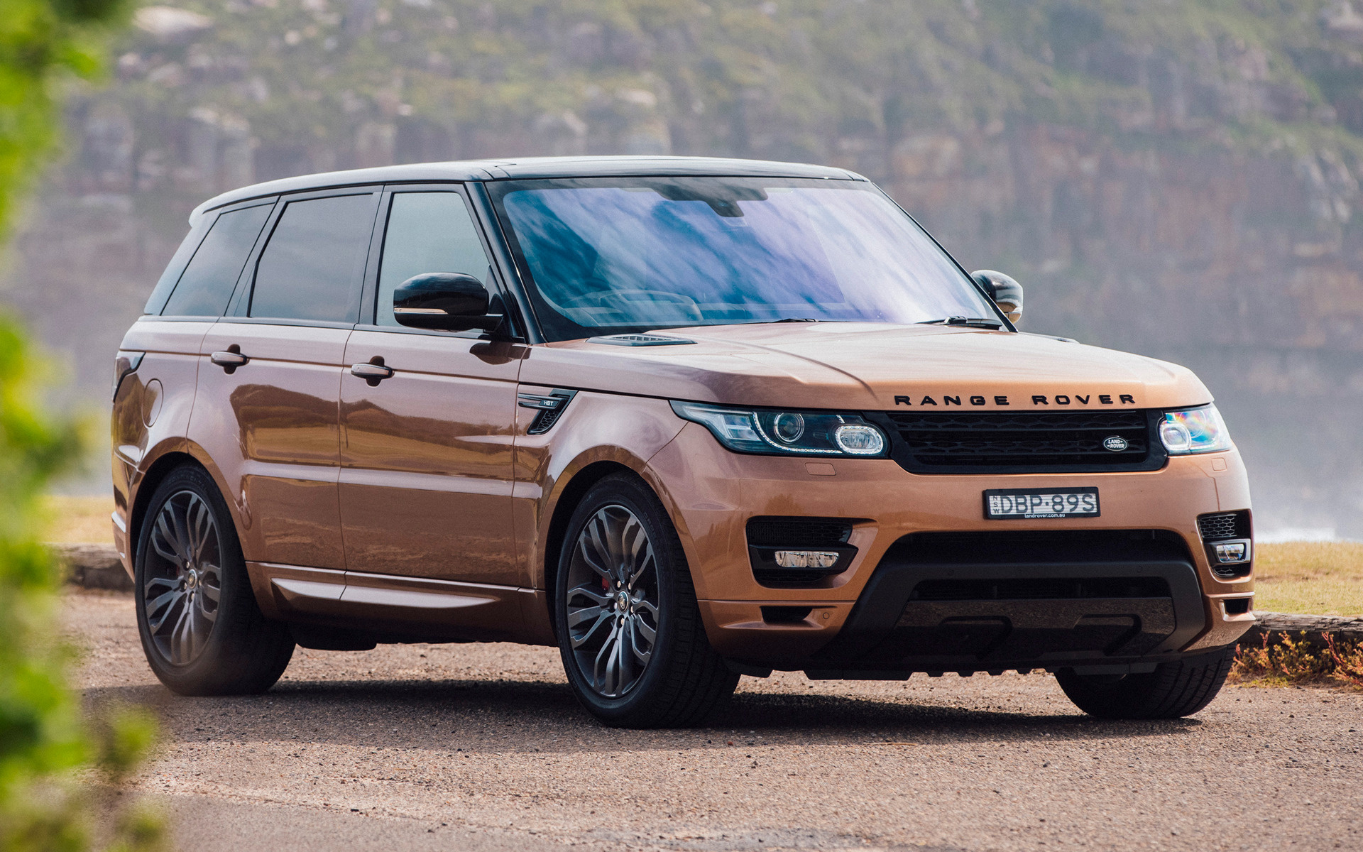 Range Rover Sport HST (2016) AU Wallpapers and HD Images - Car Pixel