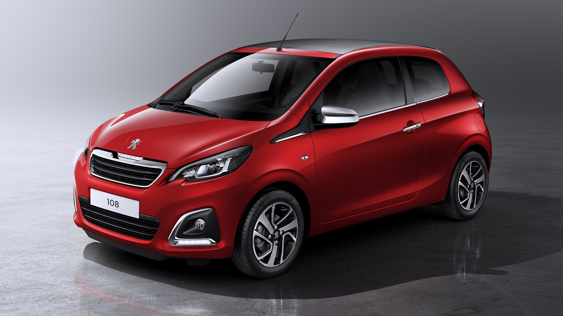 peugeot 108 top 3 door 2014 wallpapers and hd images car pixel. Black Bedroom Furniture Sets. Home Design Ideas