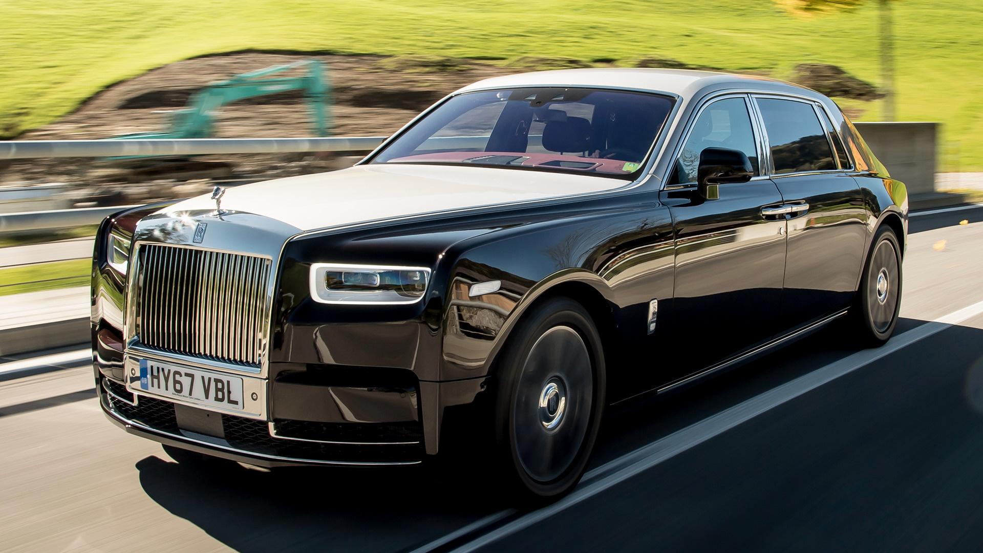 Rolls Royce Phantom Ewb 2017 Wallpapers And Hd Images Car Pixel