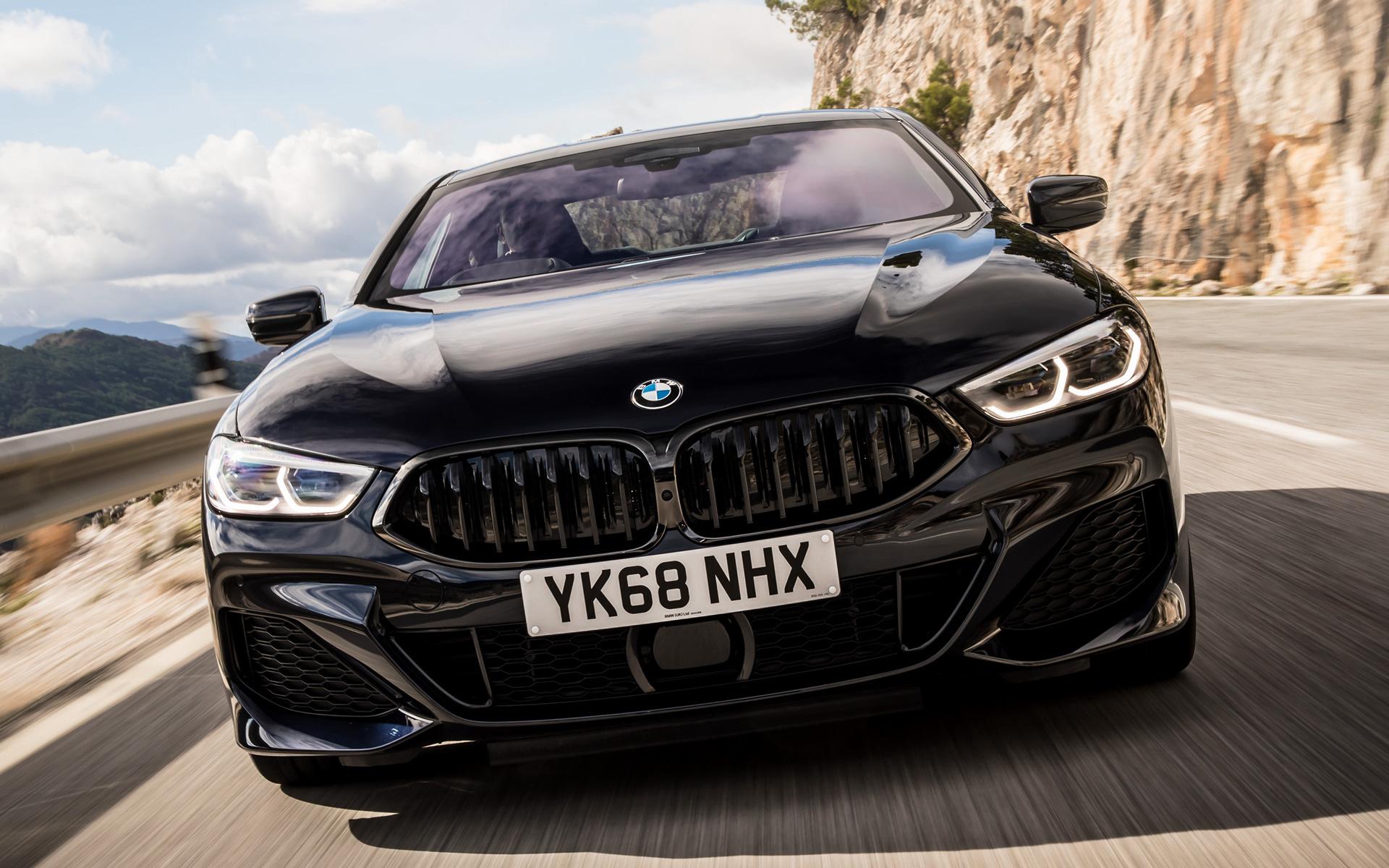 Wallpaper Mobil Bmw Sport: 2018 BMW 8 Series Coupe M Sport (UK)