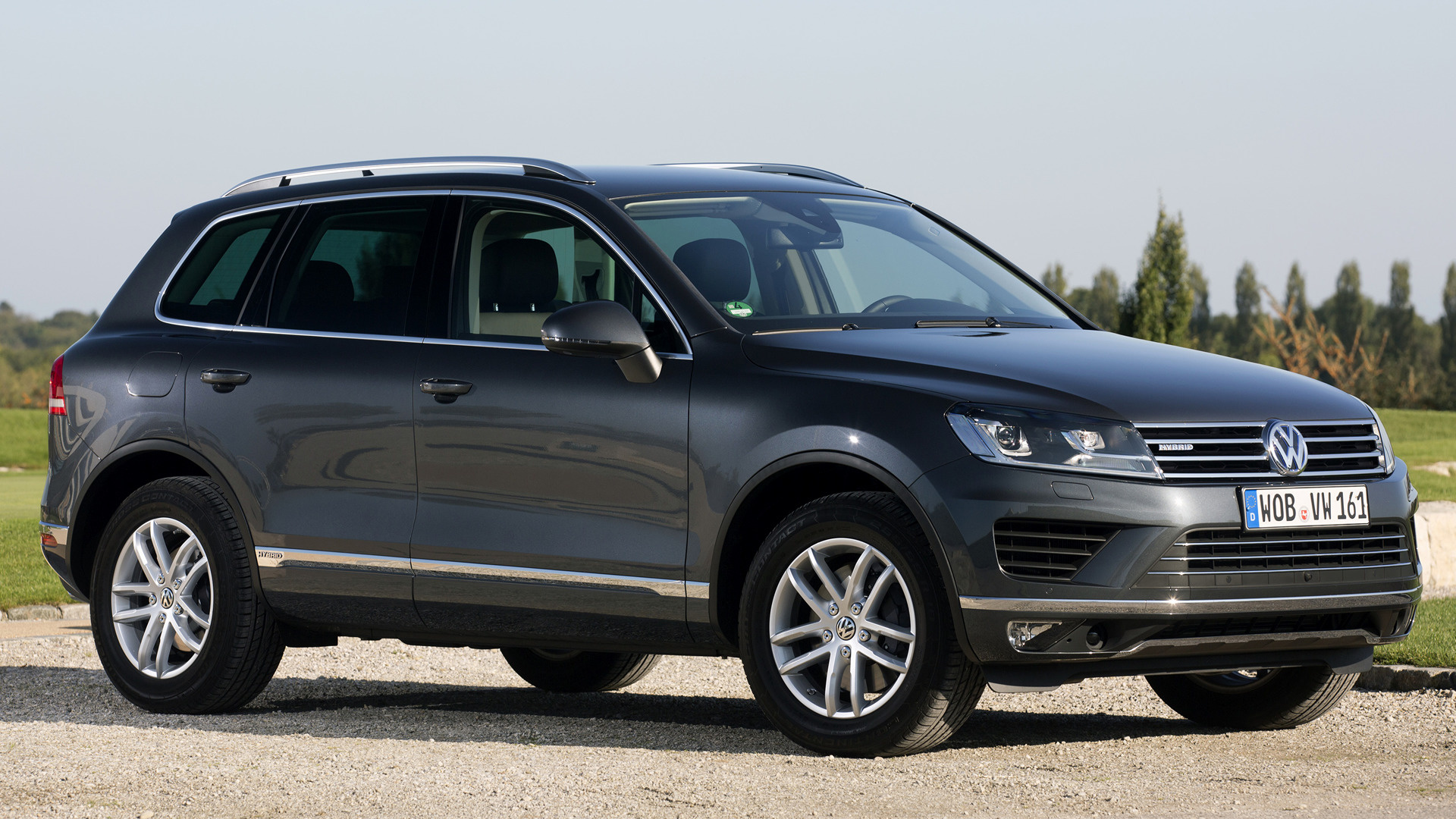 Volkswagen Touareg Hybrid 2014 Wallpapers And Hd Images
