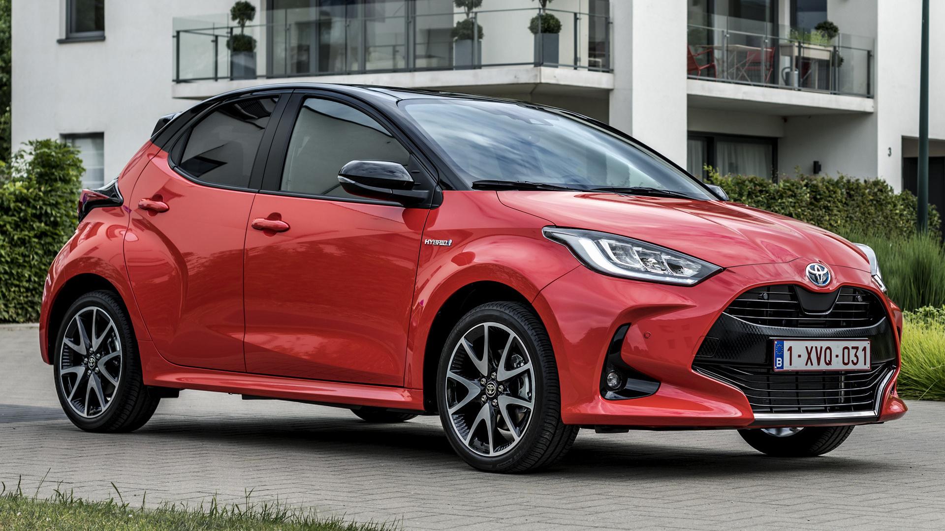 Toyota Yaris Hybrid Kokemuksia