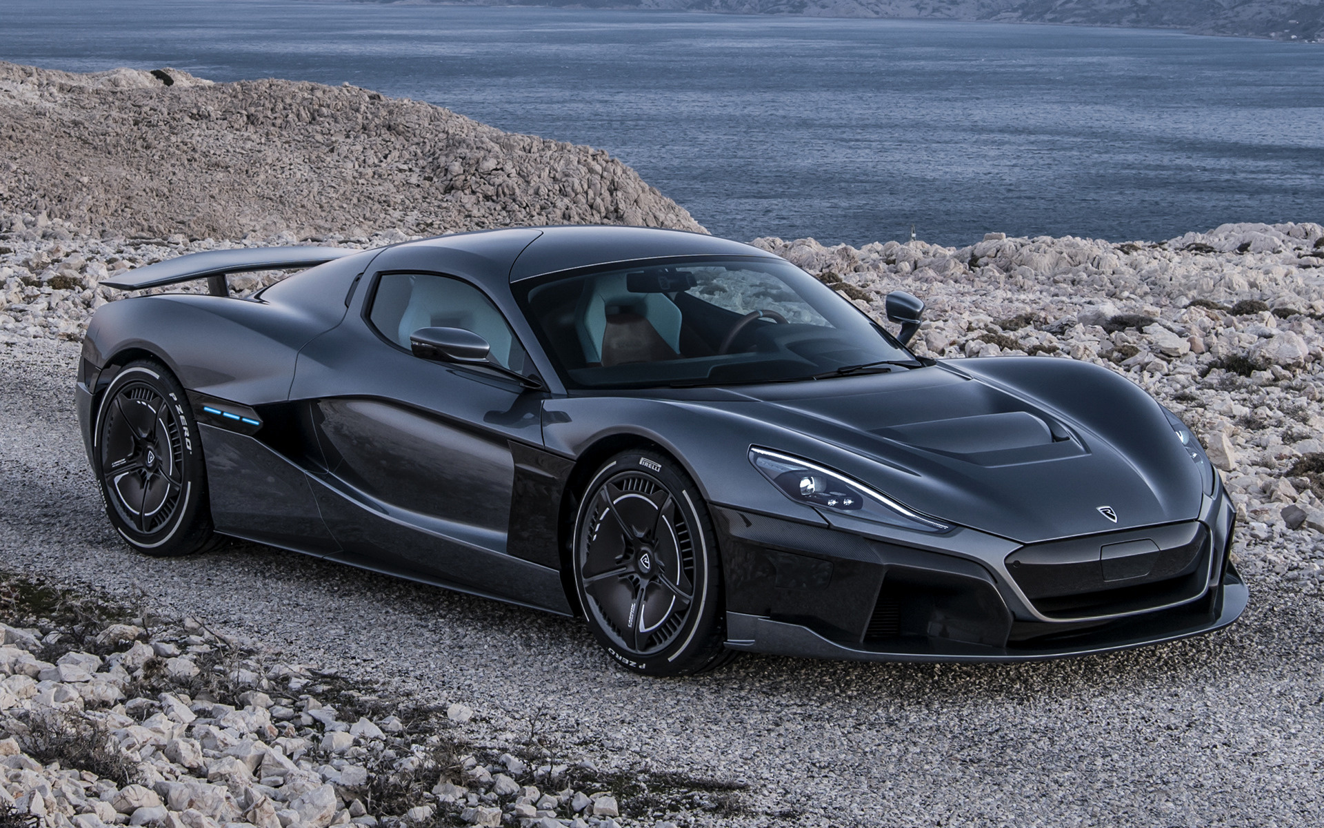 2019 Rimac C_Two - Wallpapers and HD Images | Car Pixel