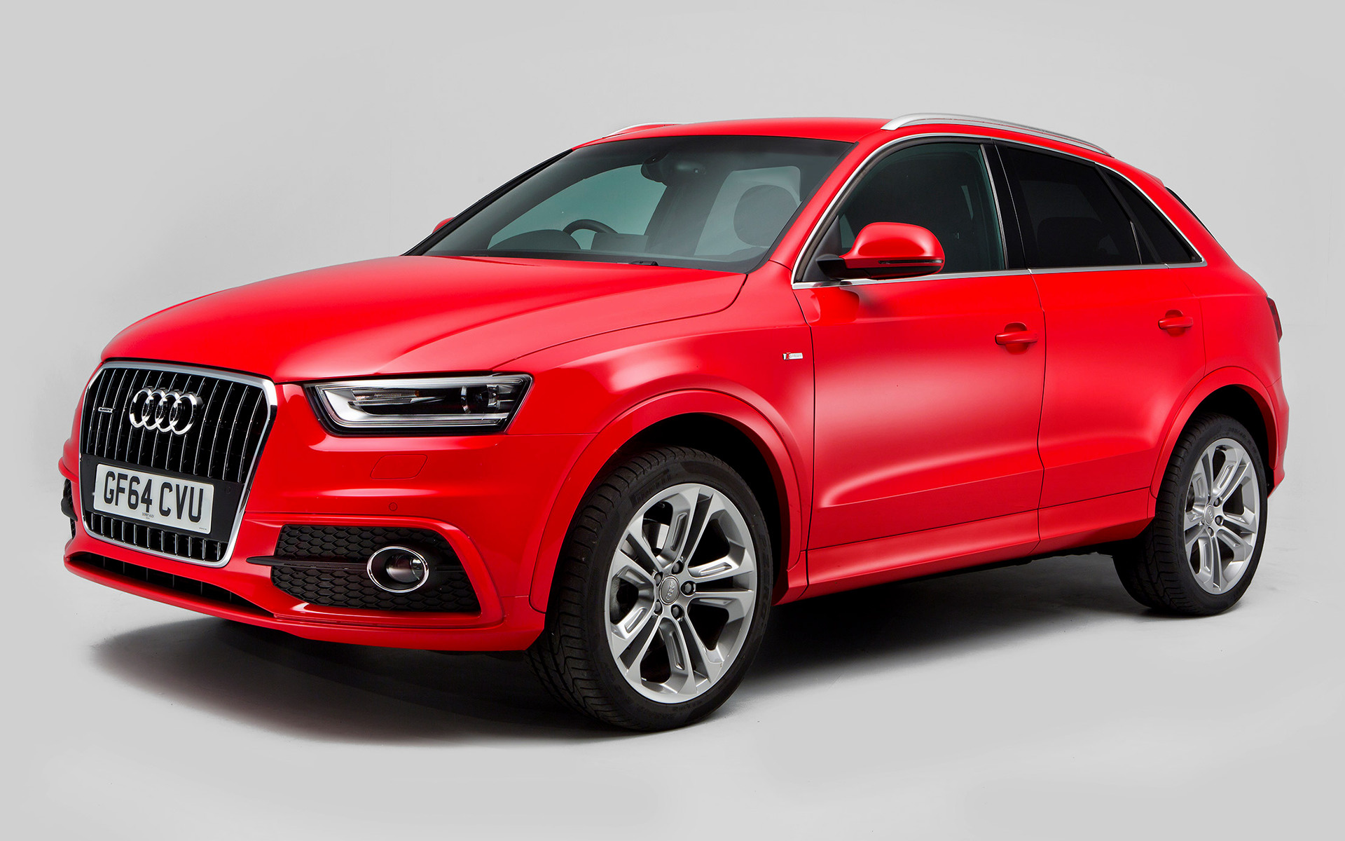 audi q3 s line 2011 uk wallpapers and hd images car pixel. Black Bedroom Furniture Sets. Home Design Ideas