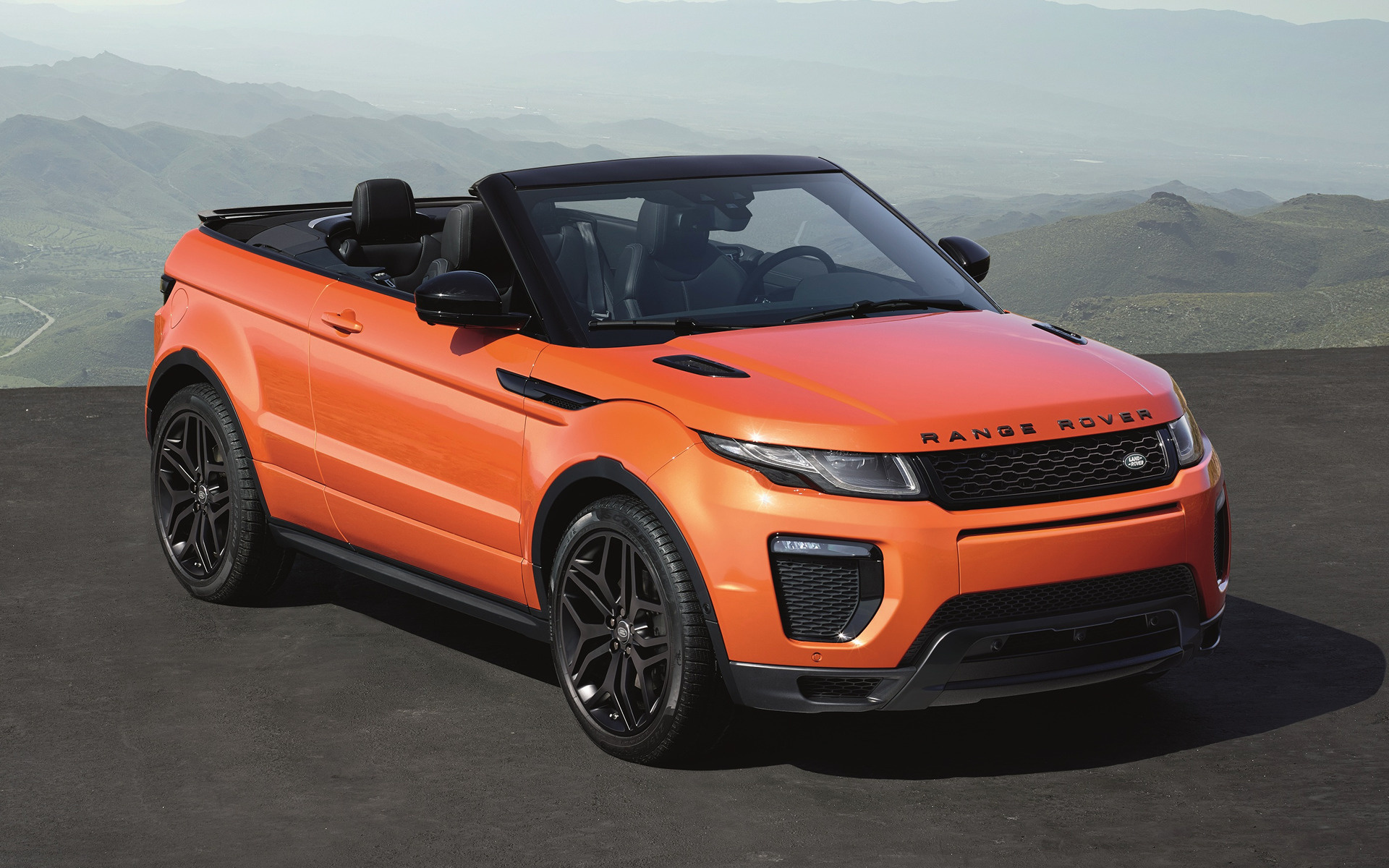 range rover evoque convertible hse dynamic 2016. Black Bedroom Furniture Sets. Home Design Ideas