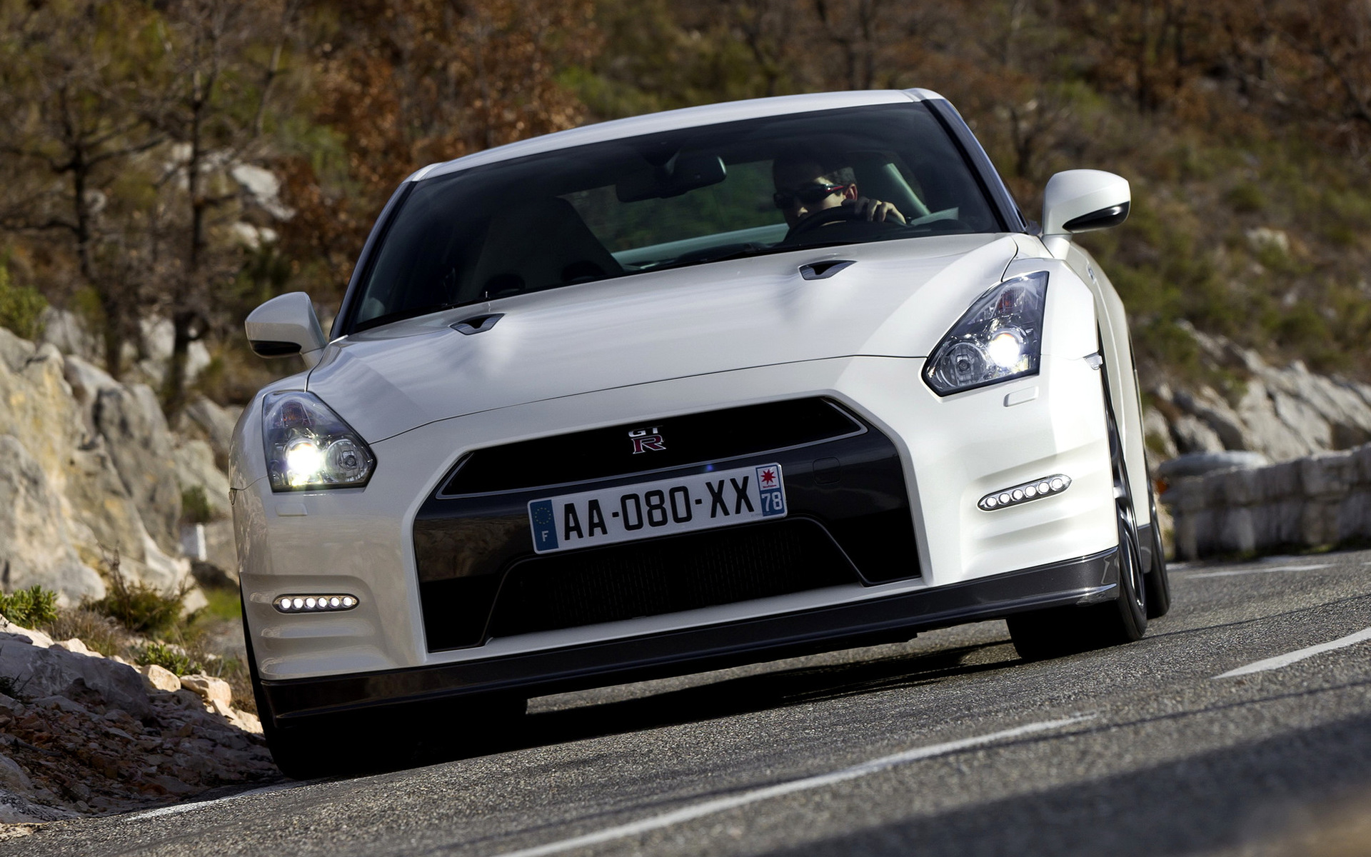 Nissan GT-R Black Edition (2010) Wallpapers and HD Images ...