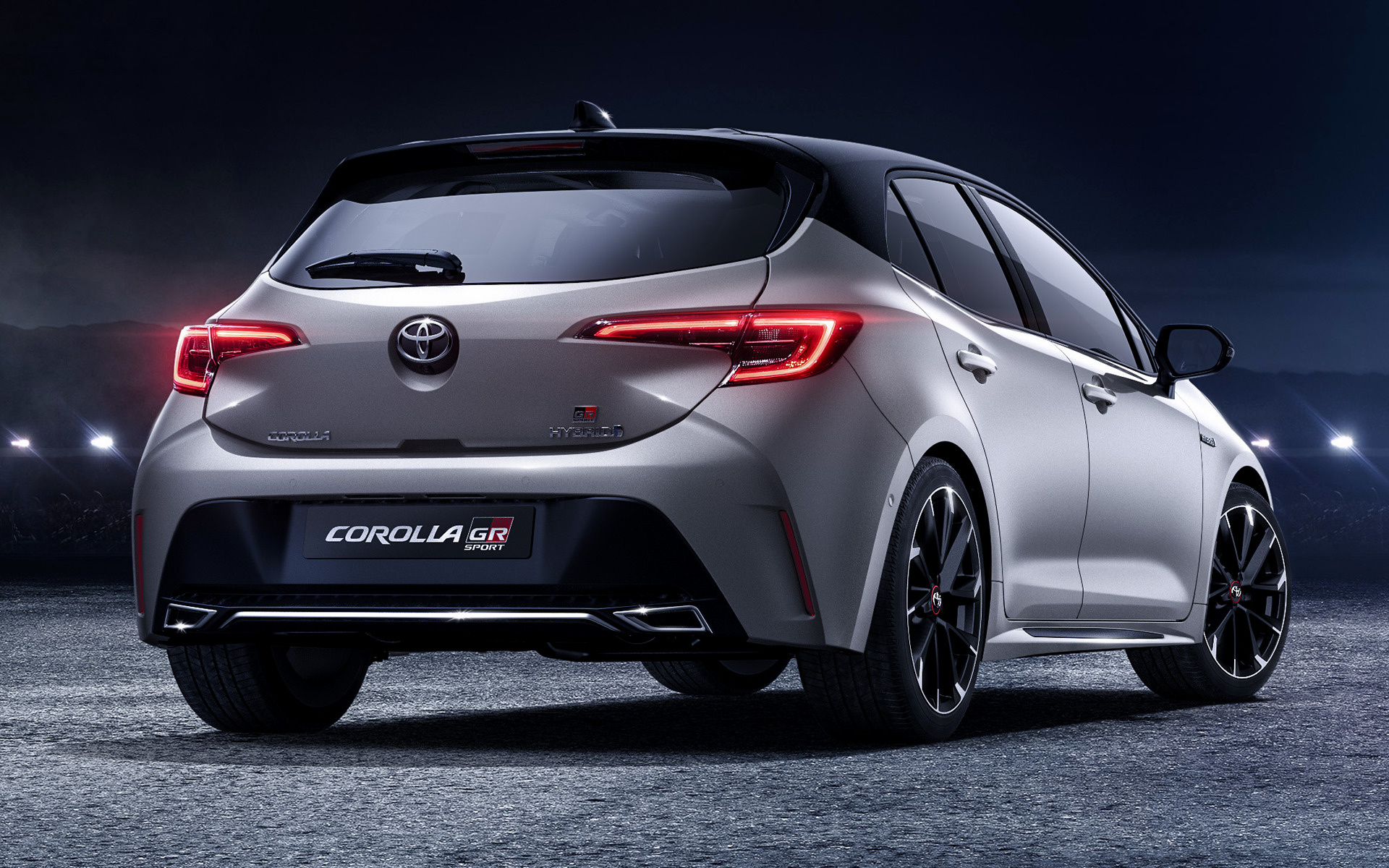 2019 Toyota Corolla Hybrid GR Sport - Wallpapers and HD ...