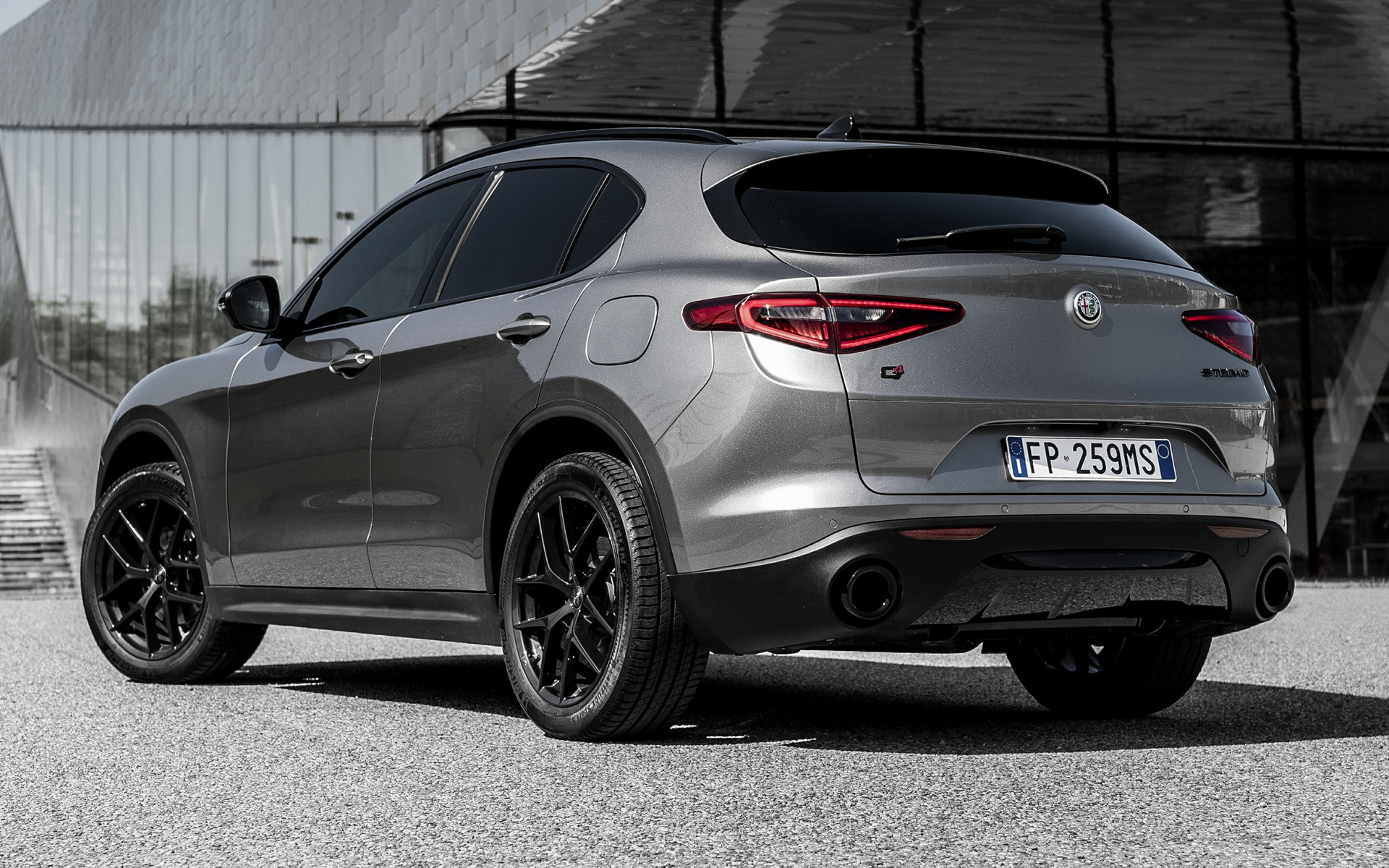 Alfa Romeo Stelvio B Tech 2018 Wallpapers And Hd Images Car Pixel
