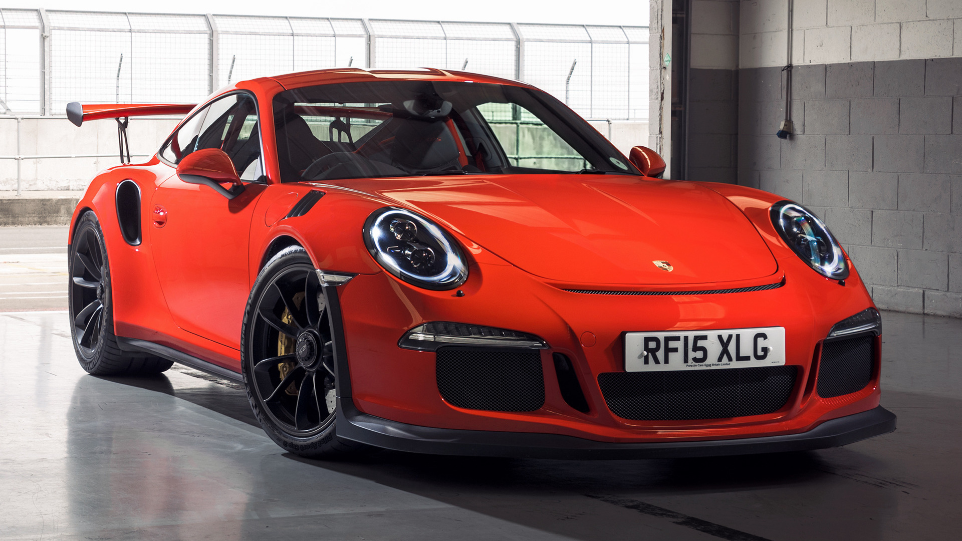 2015 Porsche 911 GT3 RS (UK) - Wallpapers and HD Images | Car Pixel