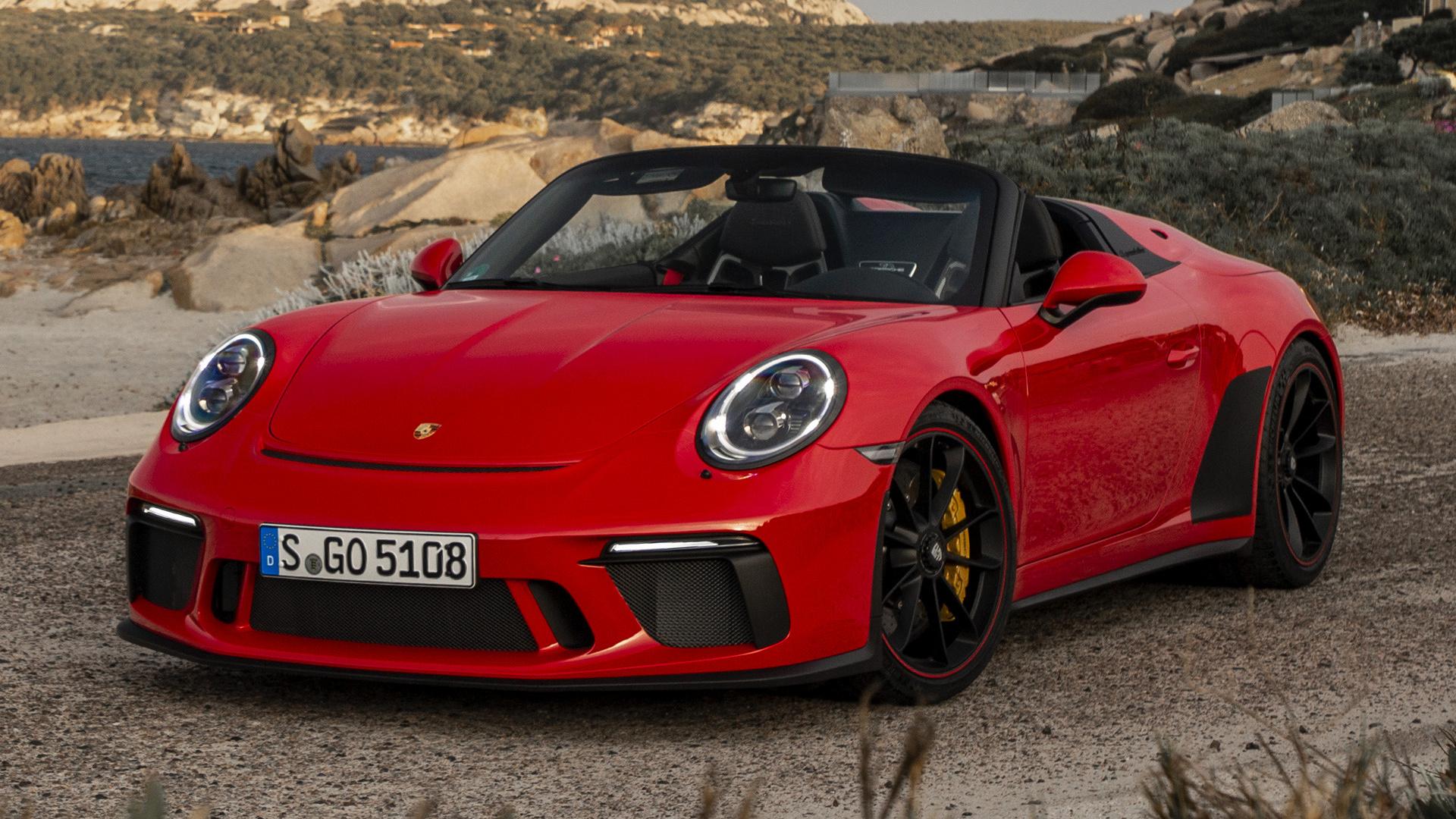 2019 Porsche 911 Speedster - Wallpapers and HD Images ...
