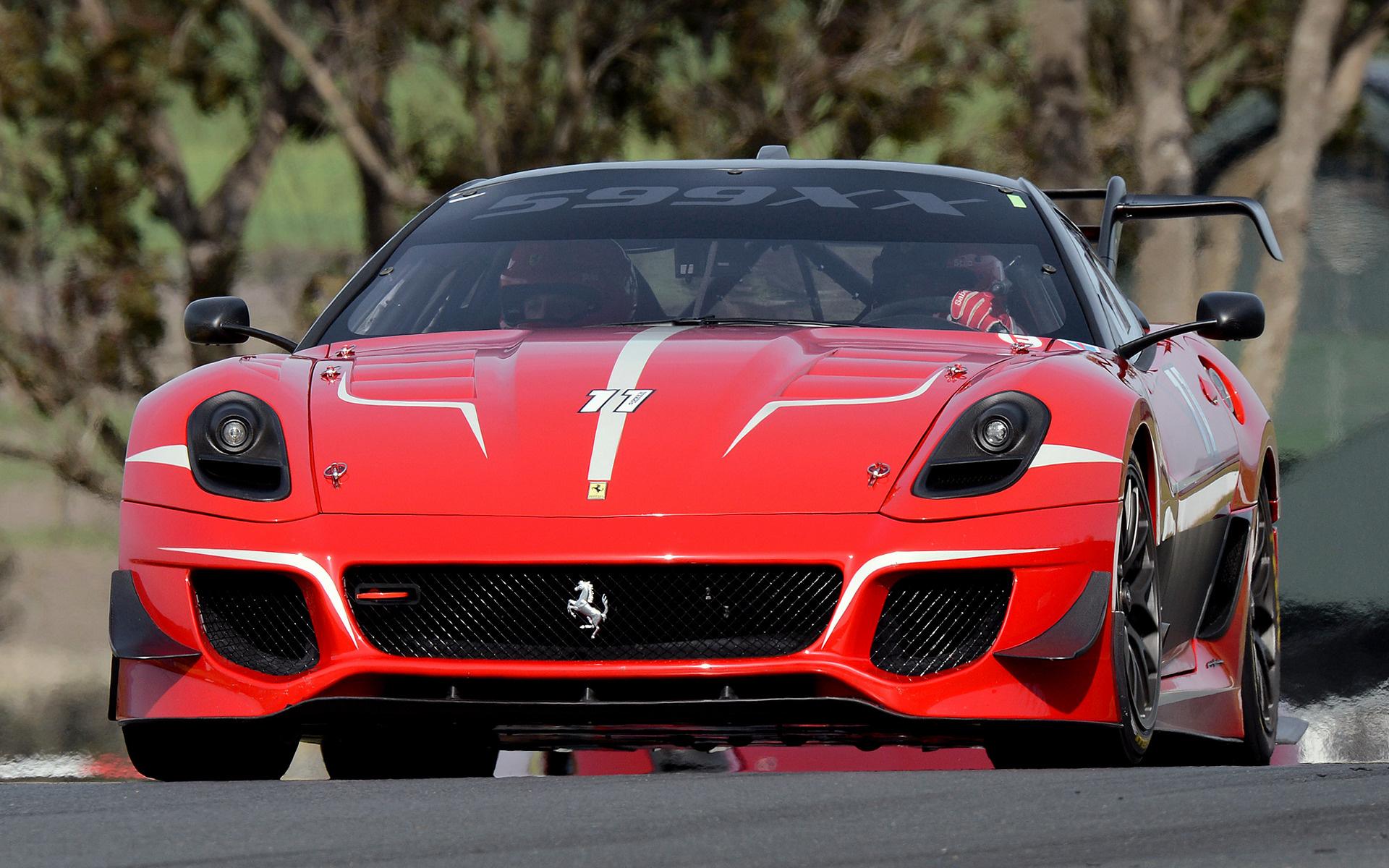 Ferrari 599xx Evoluzione 2012 Wallpapers And Hd Images Car Pixel