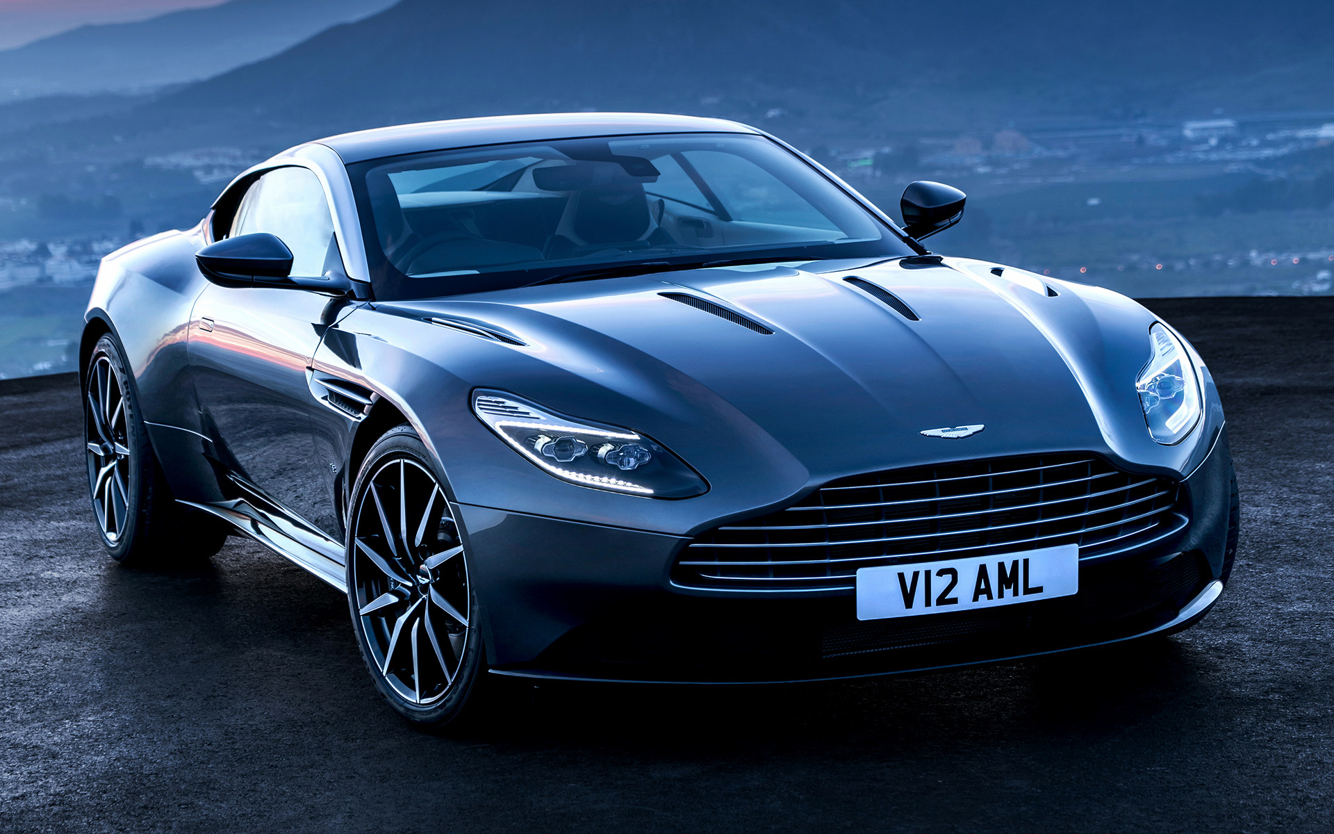 Aston Martin Db11 2016 Uk Wallpapers And Hd Images Car Pixel