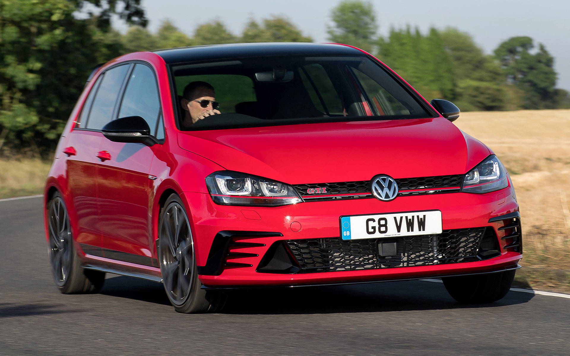 2016 Volkswagen Golf Gti Clubsport Edition 40 5 Door Uk