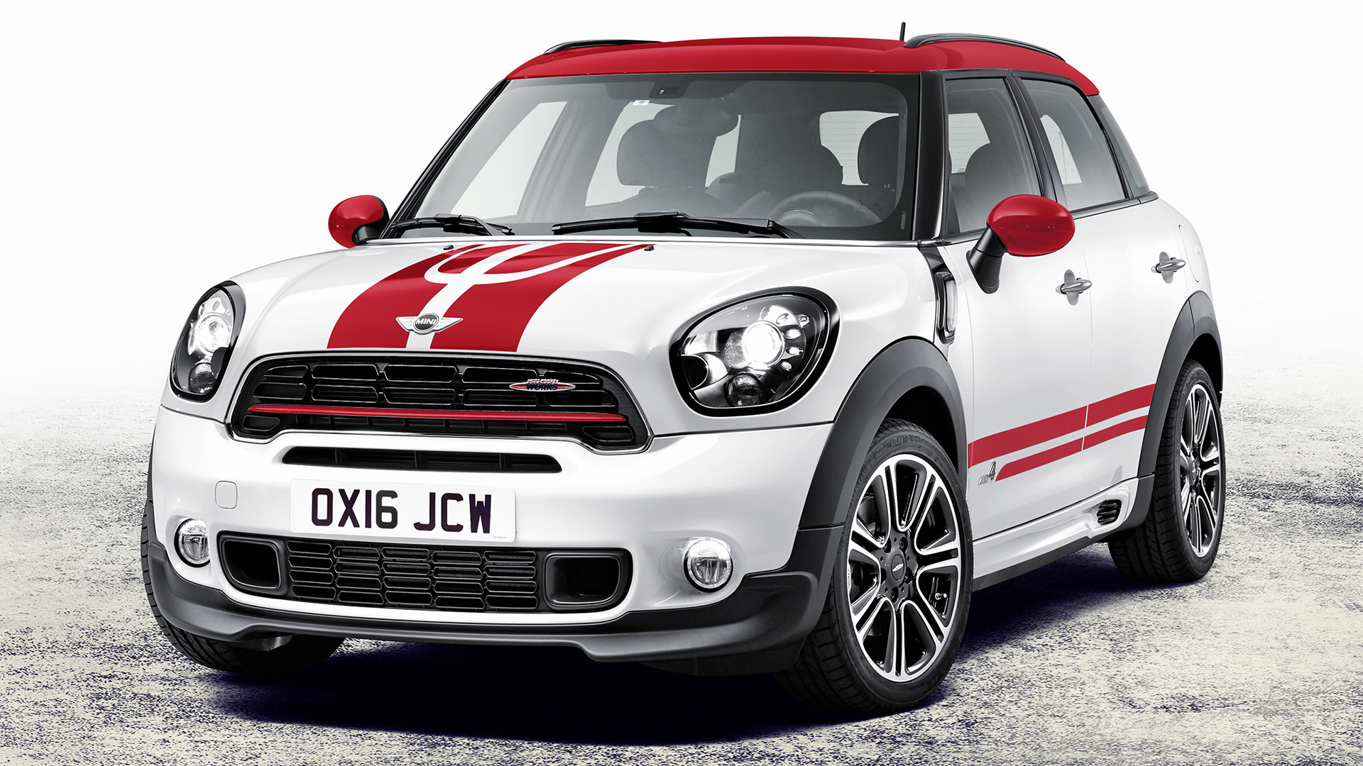 mini john cooper works countryman 2014 wallpapers and hd images car pixel. Black Bedroom Furniture Sets. Home Design Ideas