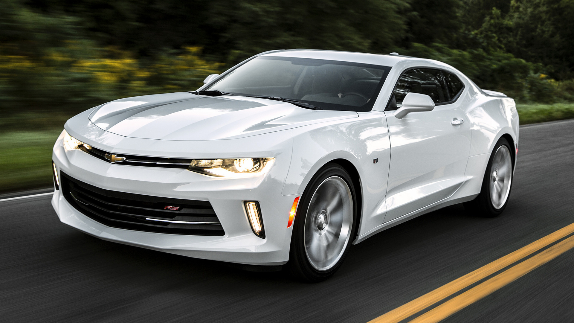 2016 Chevrolet Camaro Rs Wallpapers And Hd Images Car