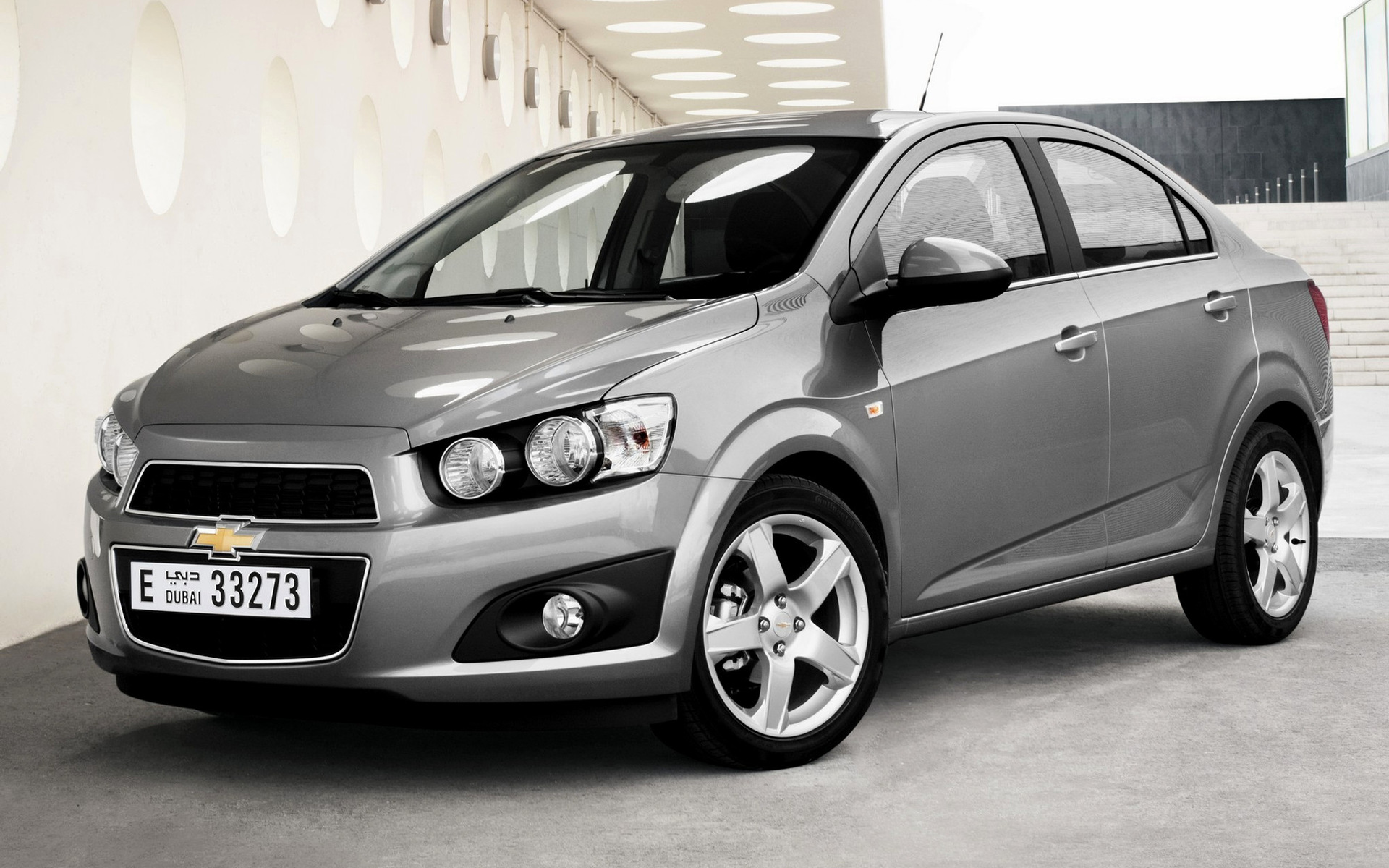 2011 Chevrolet Sonic Sedan - Wallpapers and HD Images ...