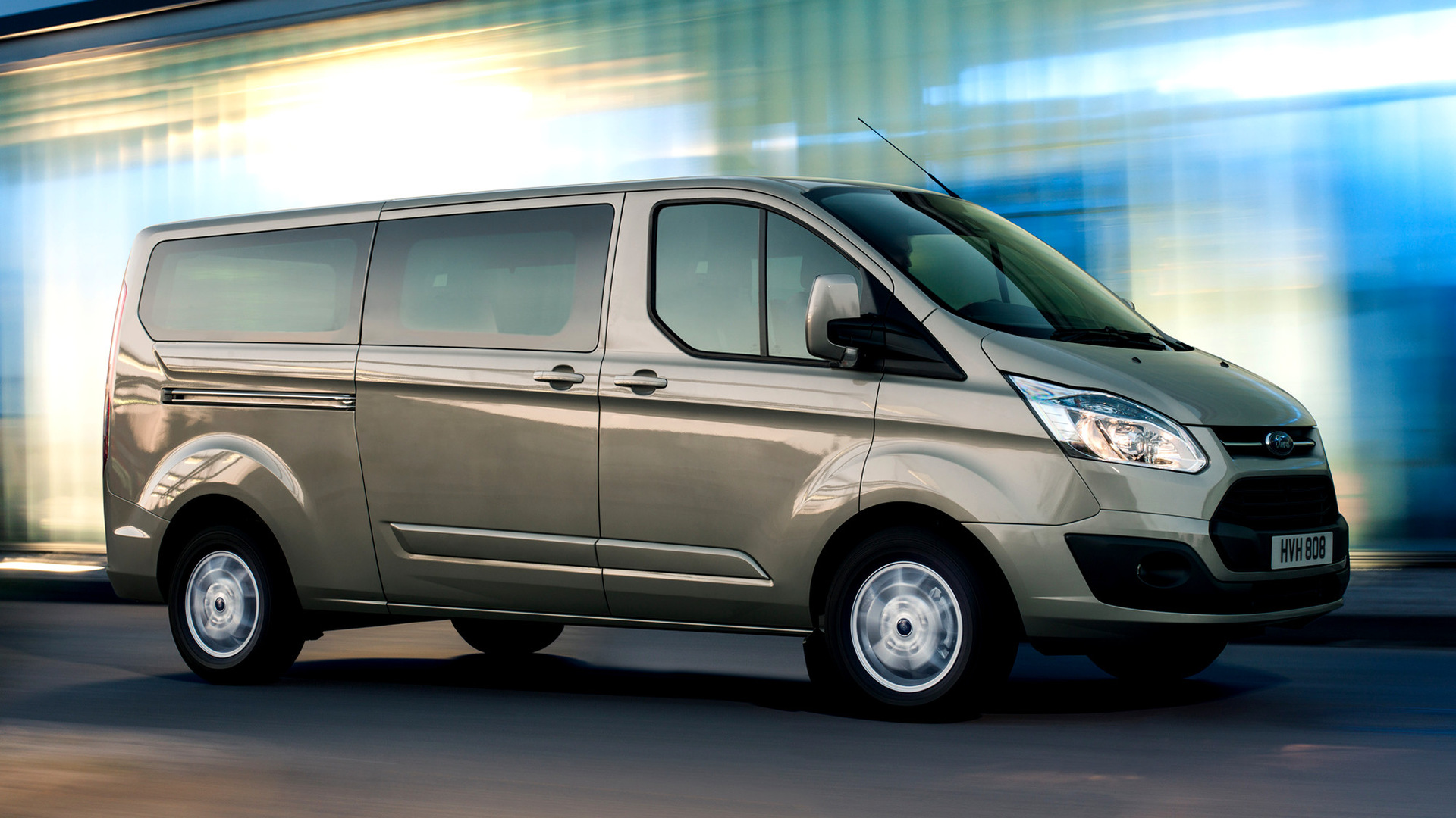 ford tourneo custom lwb 2012 wallpapers and hd images. Black Bedroom Furniture Sets. Home Design Ideas