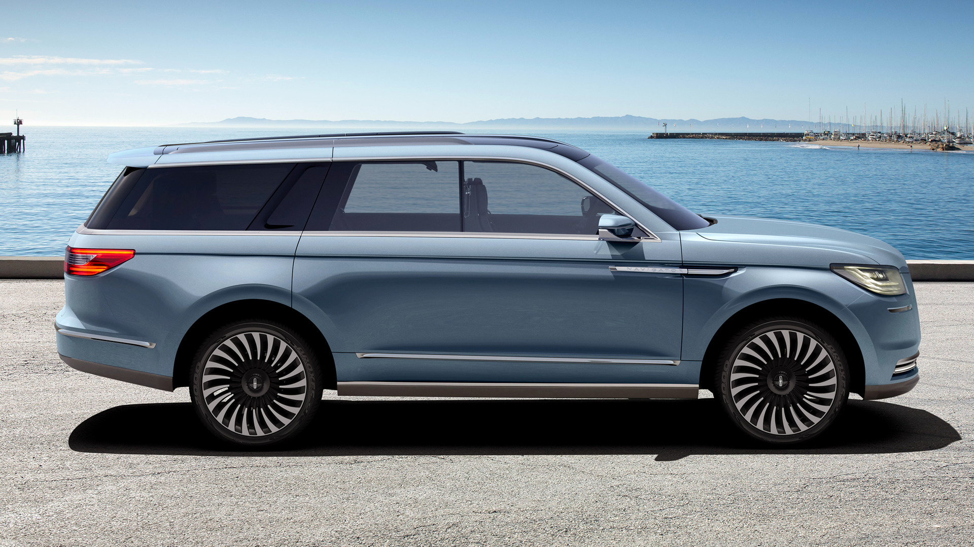 2016 lincoln navigator concept wallpapers and hd images