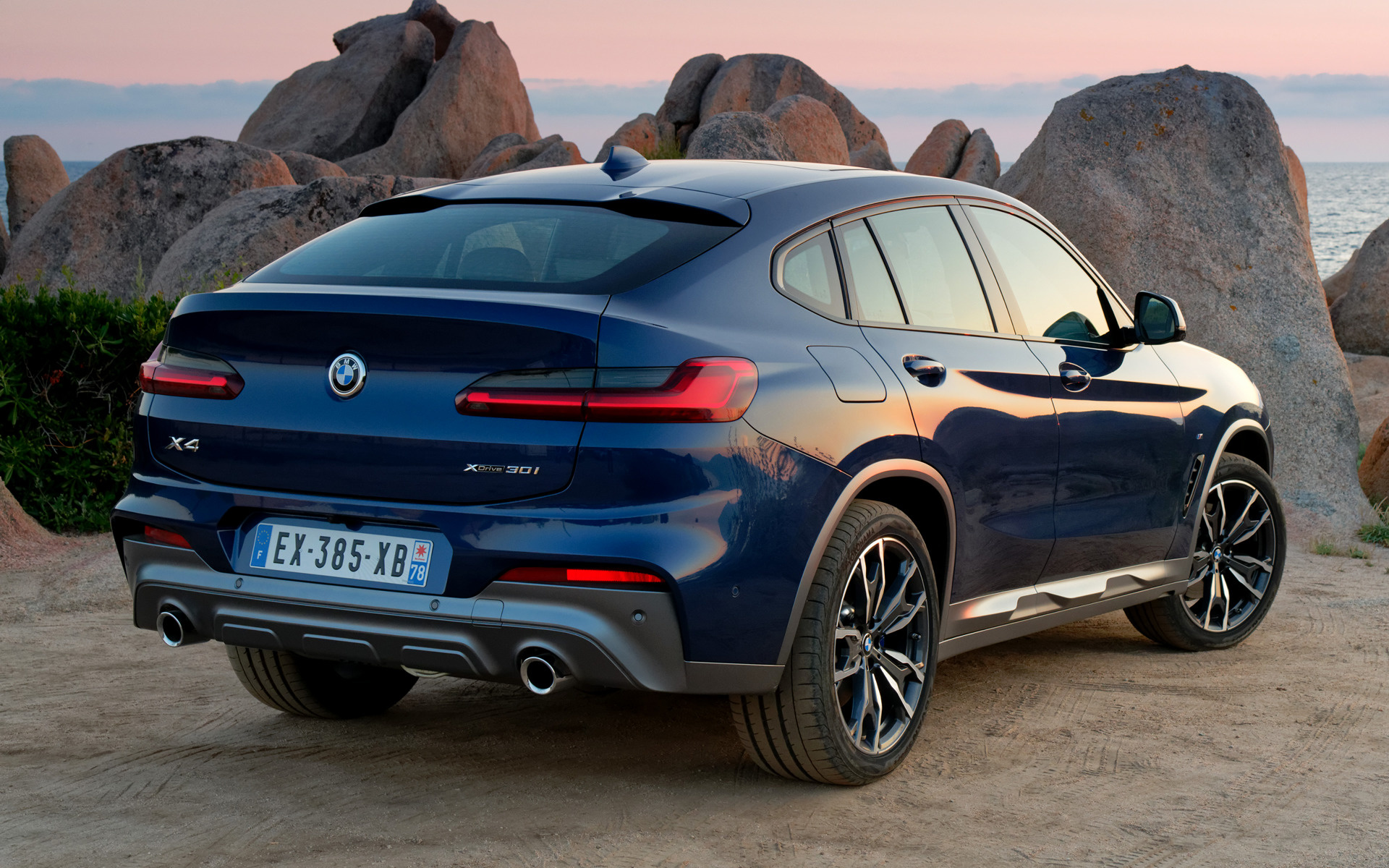 Performance Ford Lincoln >> 2018 BMW X4 M Sport X - Wallpapers and HD Images | Car Pixel