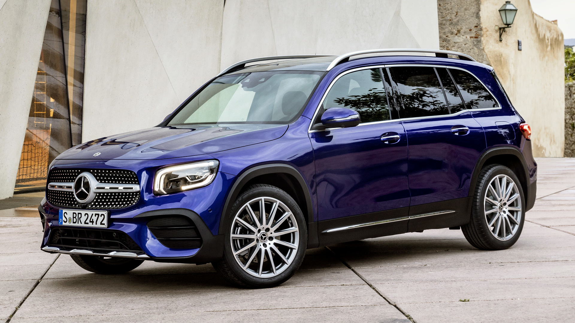 2019 Mercedes-Benz GLB-Class AMG Line - Wallpapers and HD Images | Car Pixel