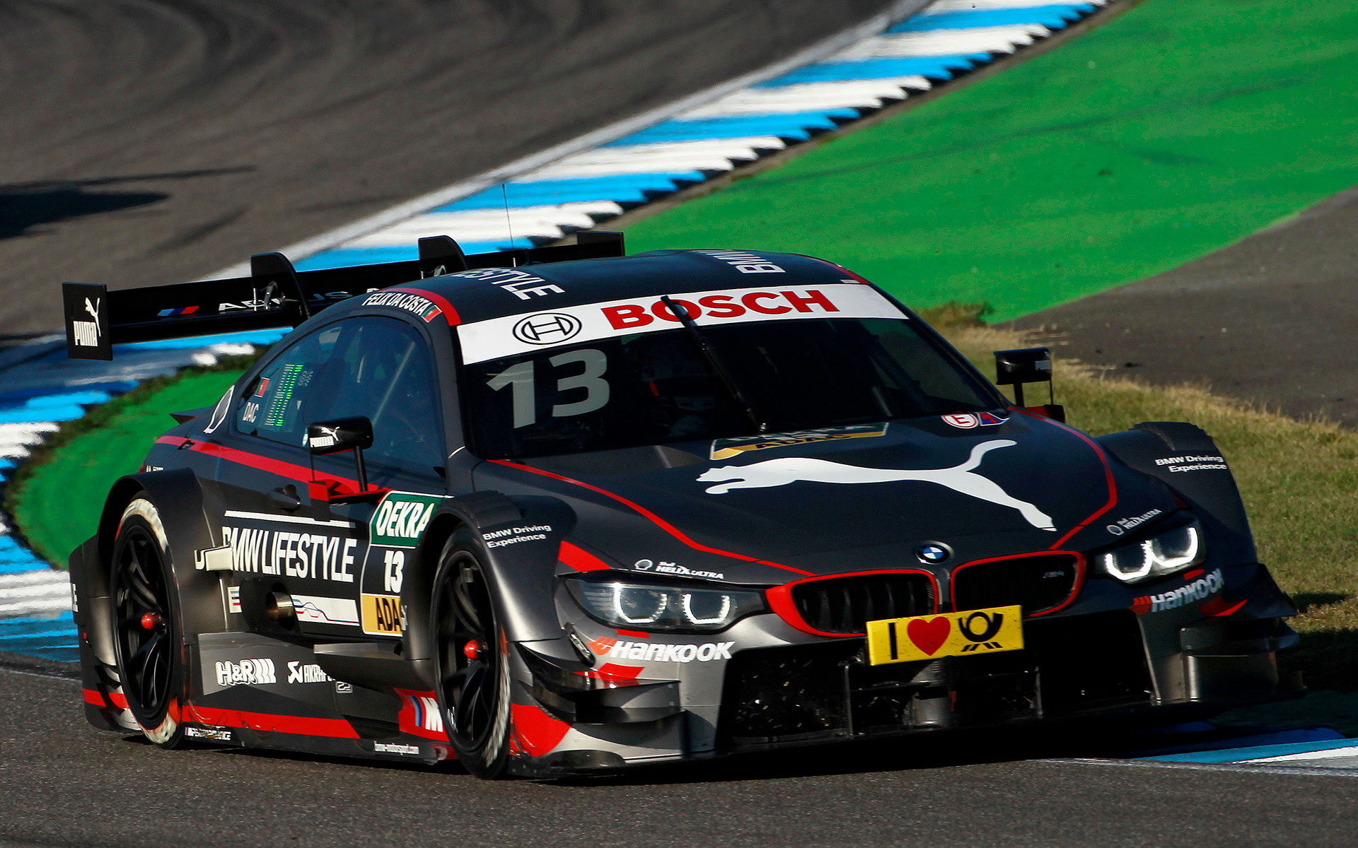 Smart Car Safety >> 2014 BMW M4 DTM - Wallpapers and HD Images | Car Pixel