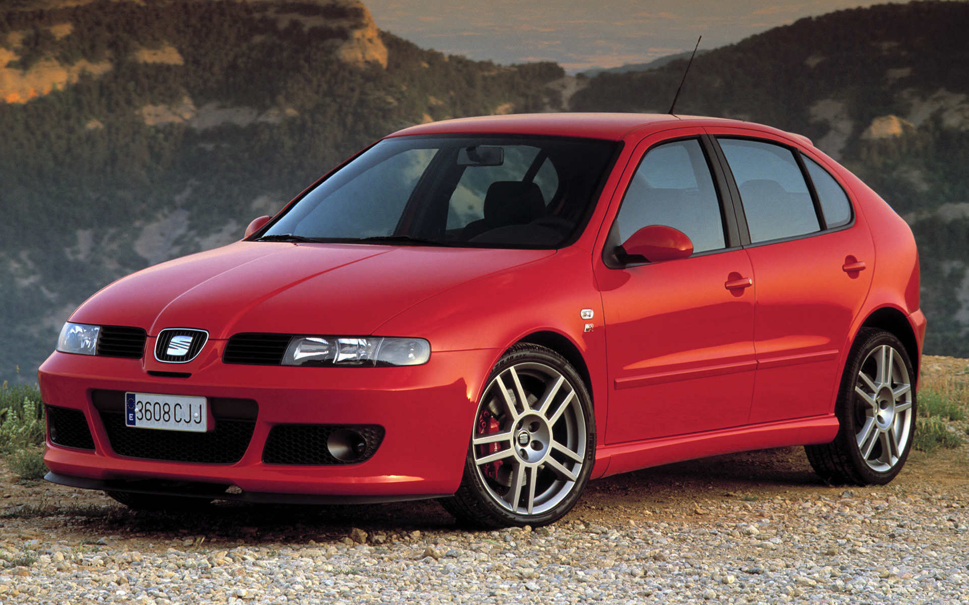 Seat Leon Cupra R 2002 Wallpapers And Hd Images Car Pixel