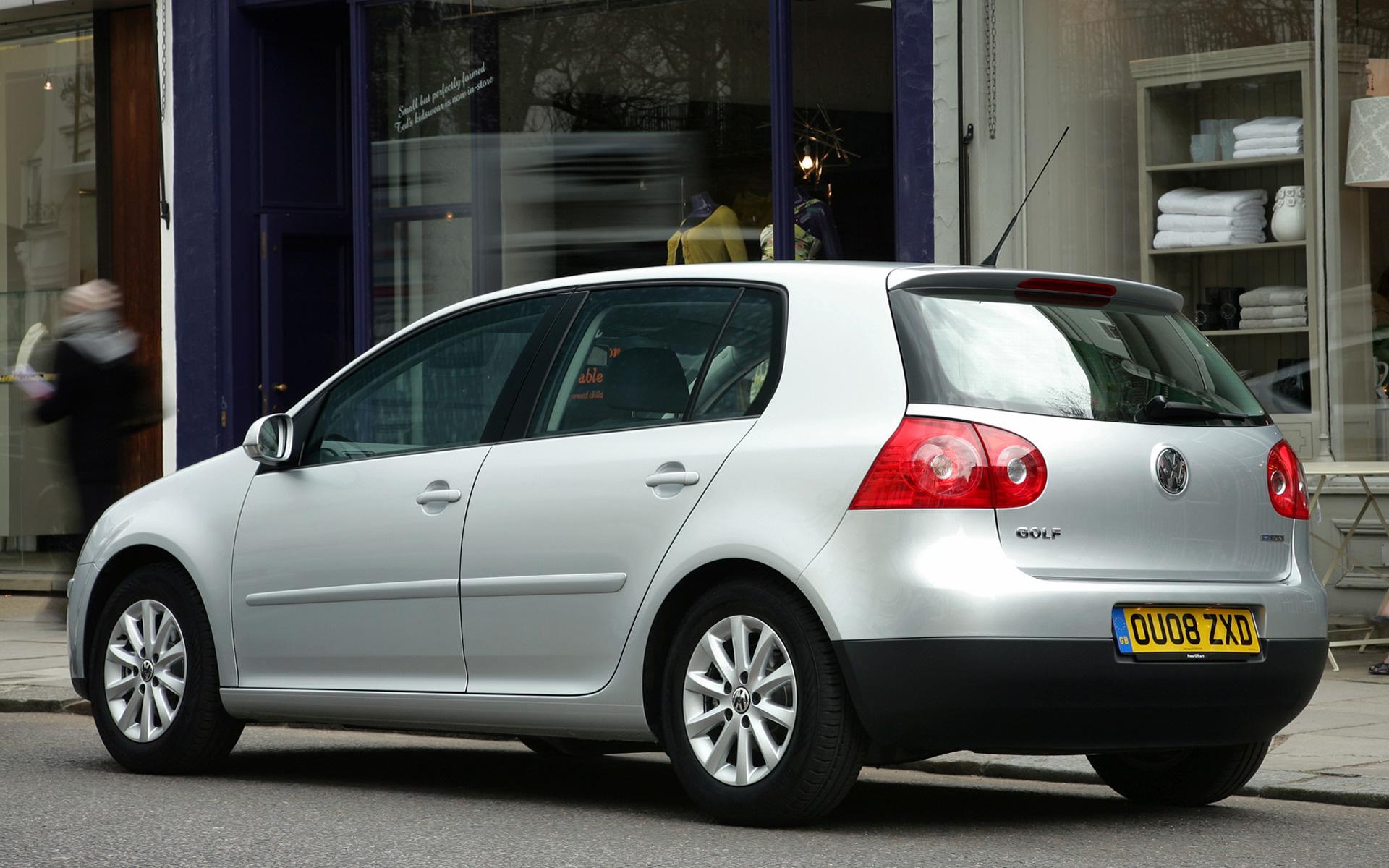 Volkswagen Golf 5-door (2003) UK Wallpapers and HD Images - Car Pixel