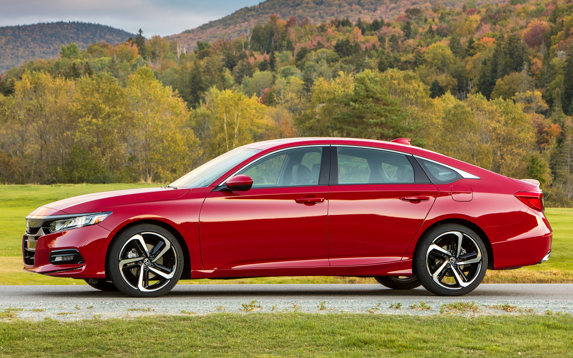 2019 Honda Accord Coupe >> 2018 Honda Accord Sport - Wallpapers and HD Images | Car Pixel