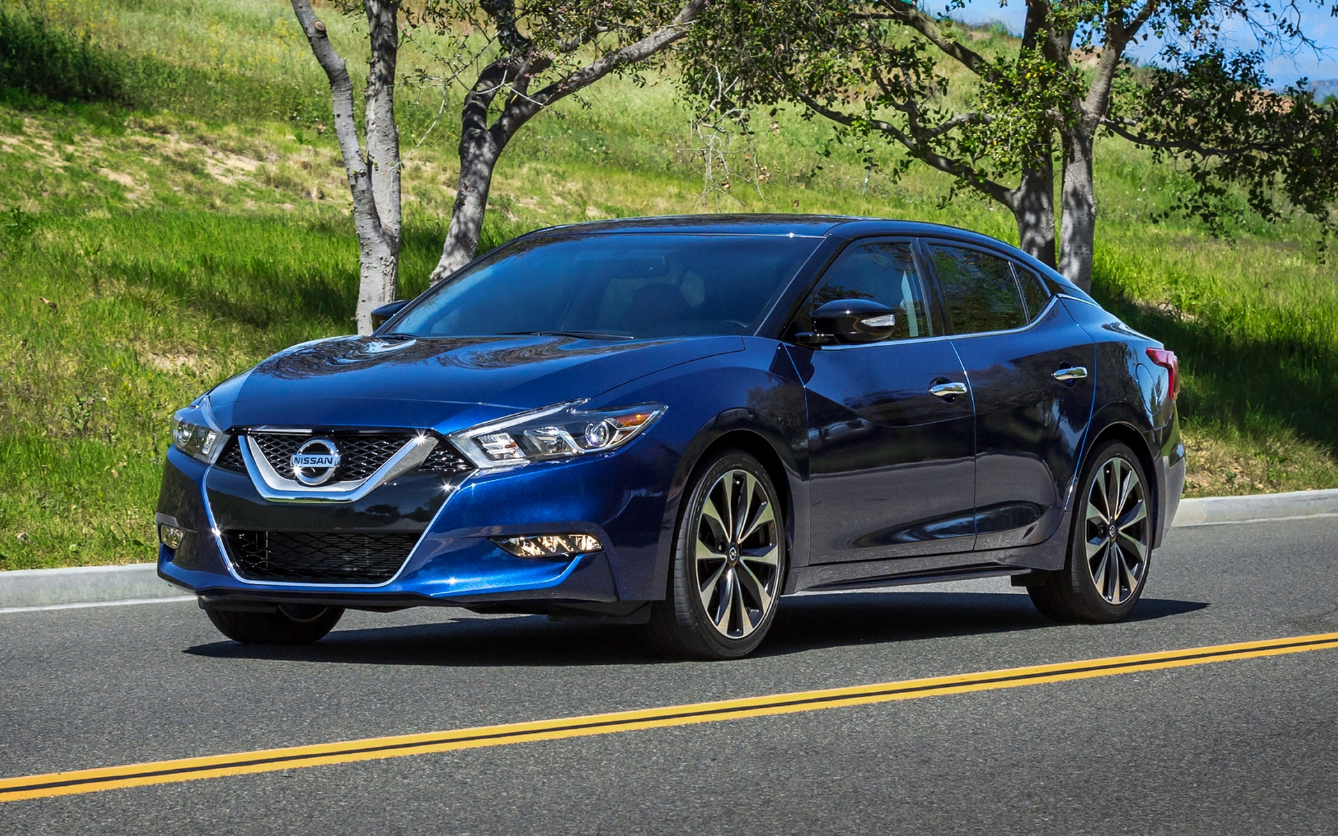 Nissan maxima 2016 wallpapers and hd images car pixel wide 85 nissan maxima voltagebd Choice Image