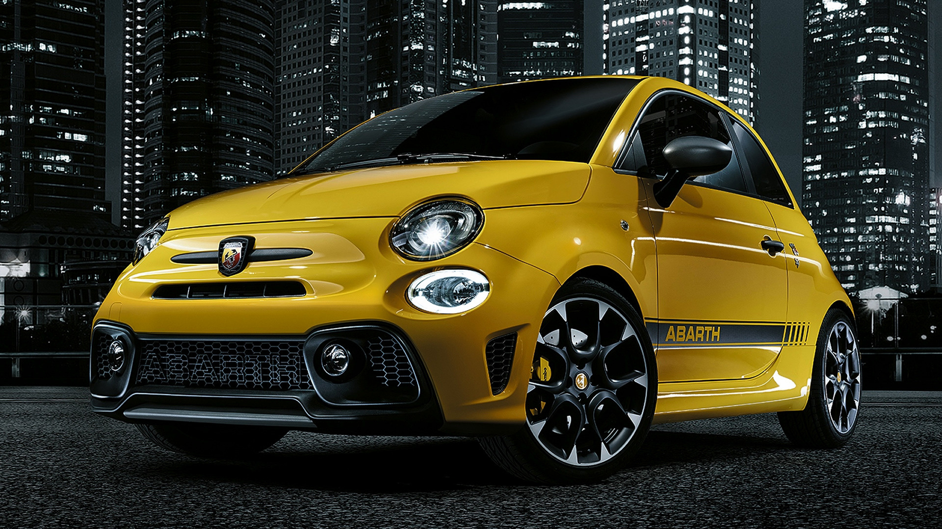 Fiat 500x Abarth 2018 >> Abarth 595 Competizione (2016) Wallpapers and HD Images - Car Pixel