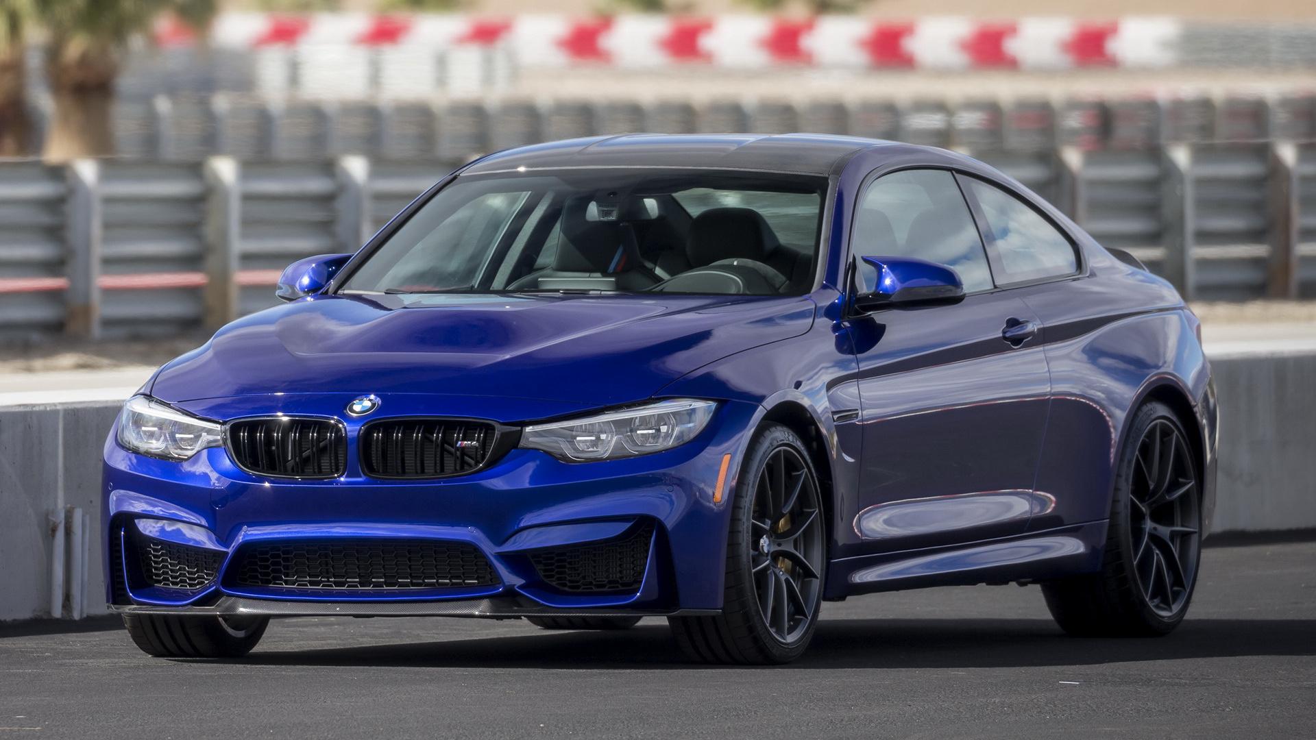 2018 BMW M4 CS Coupe (US) - Fonds d'écran et images HD ...