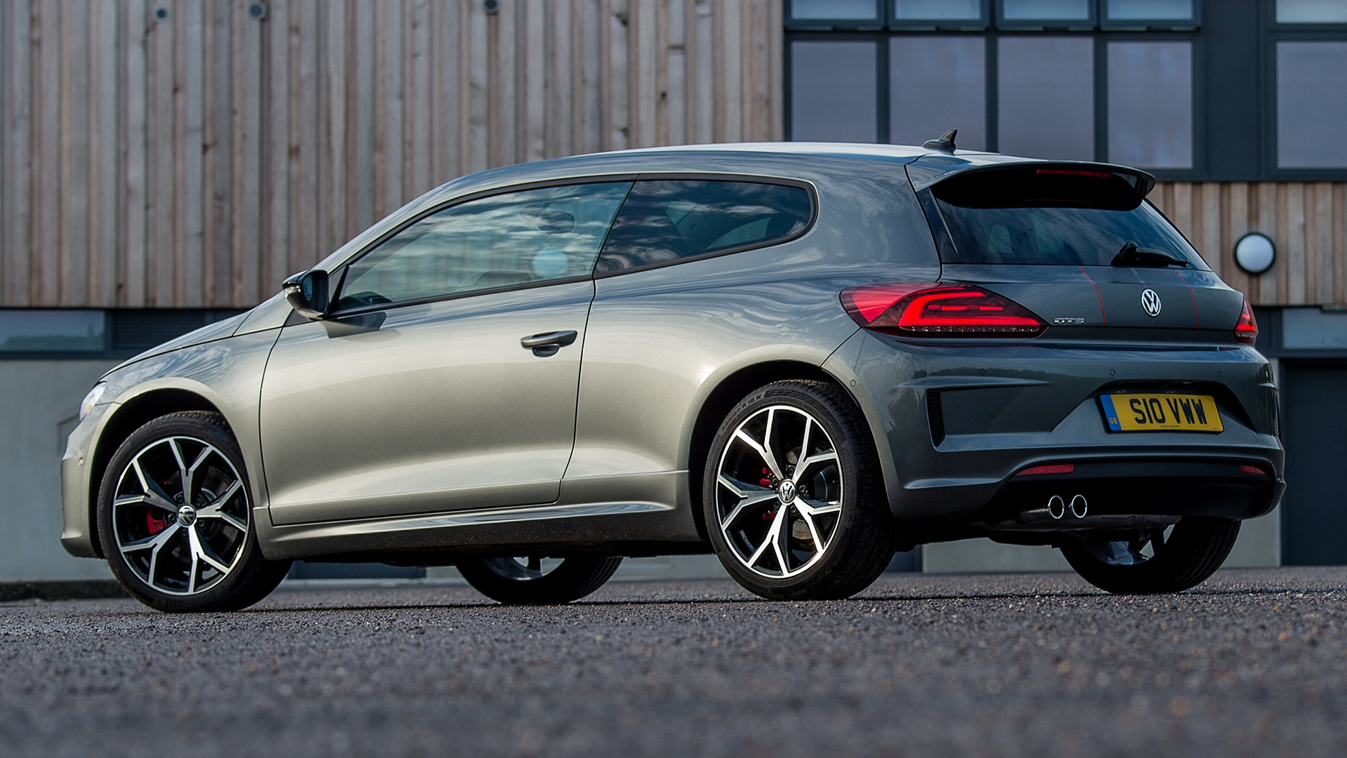 volkswagen scirocco gts uk wallpapers  hd images car pixel