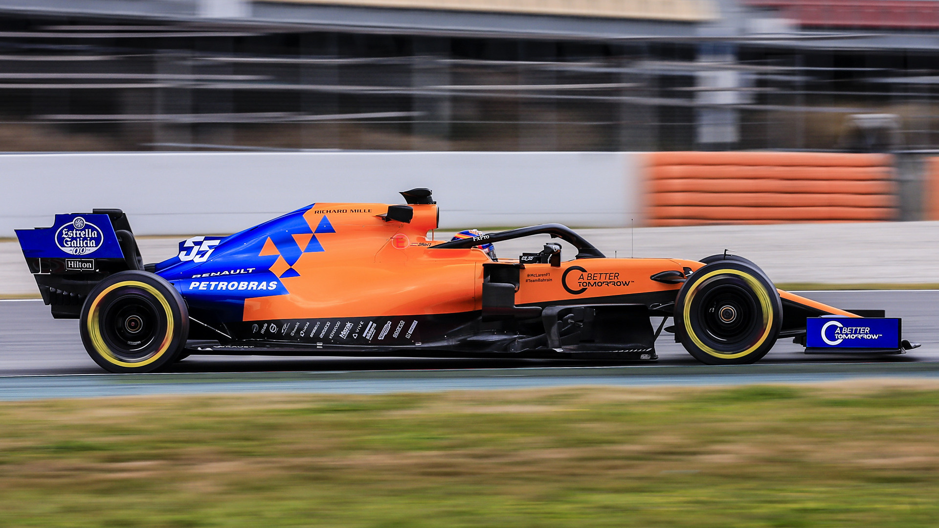 2019 Mclaren Mcl34 Wallpapers And Hd Images Car Pixel