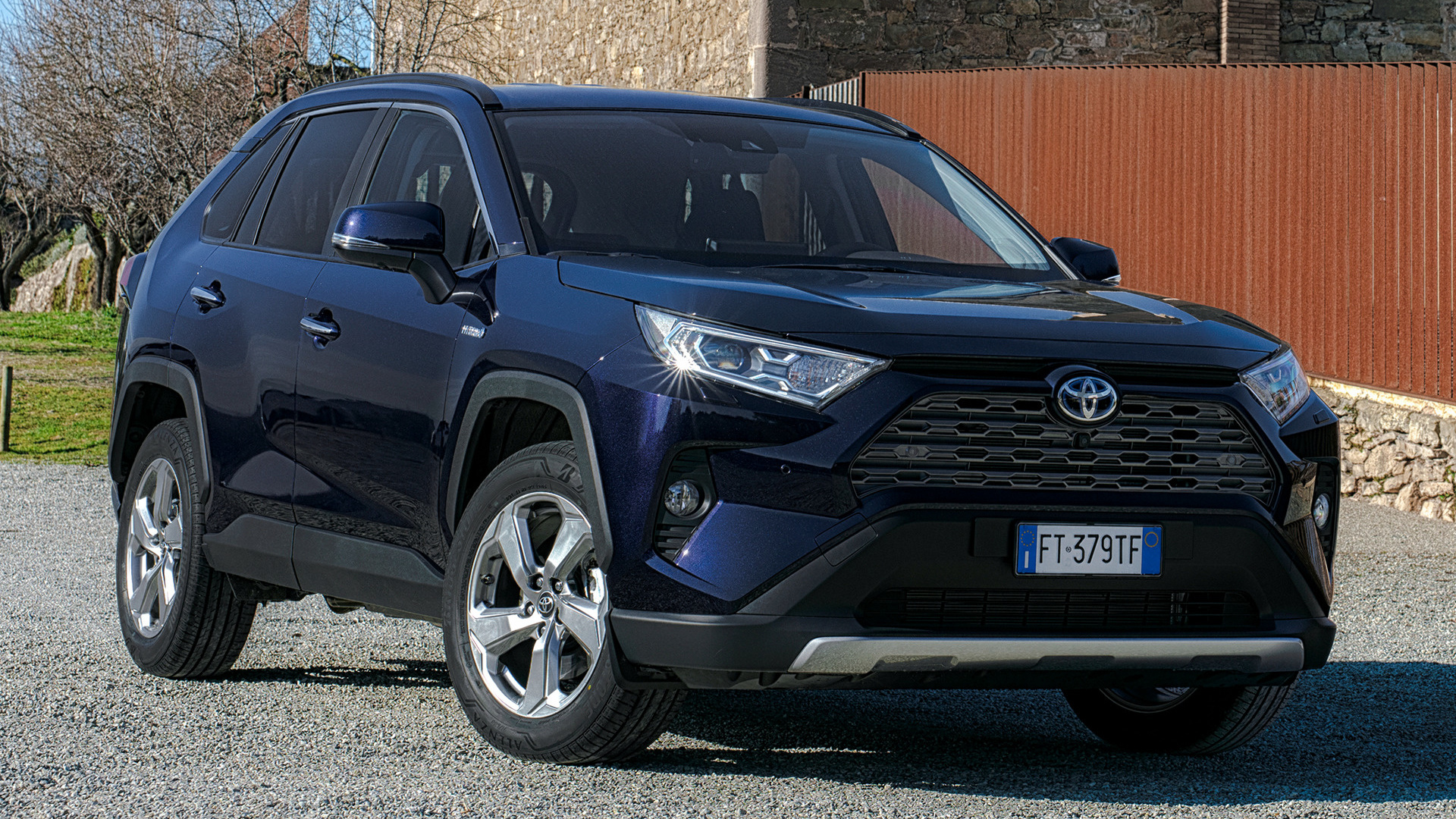 2019 toyota rav4 hybrid wallpapers and hd images car pixel. Black Bedroom Furniture Sets. Home Design Ideas