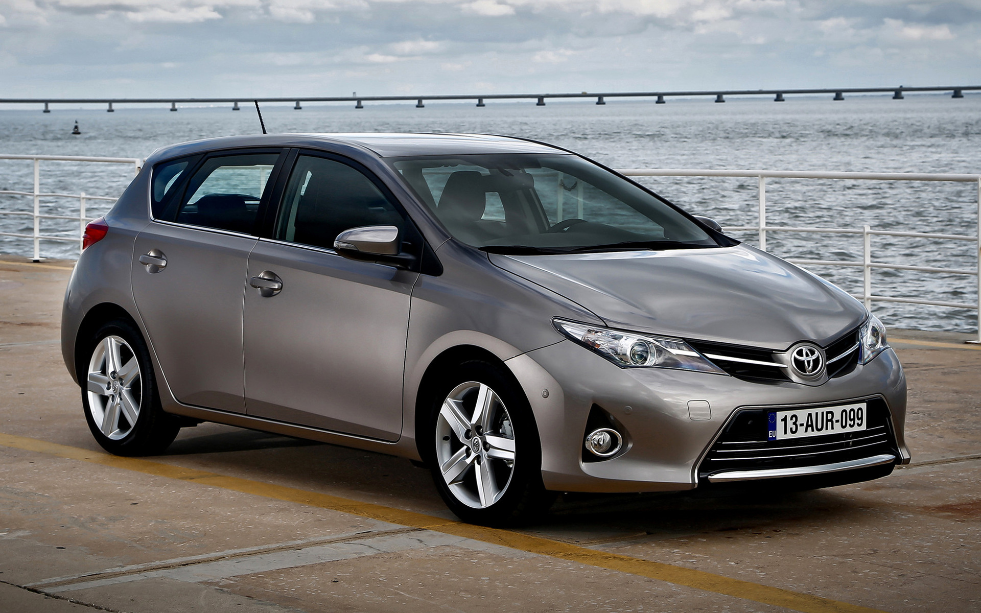 toyota auris  wallpapers  hd images car pixel