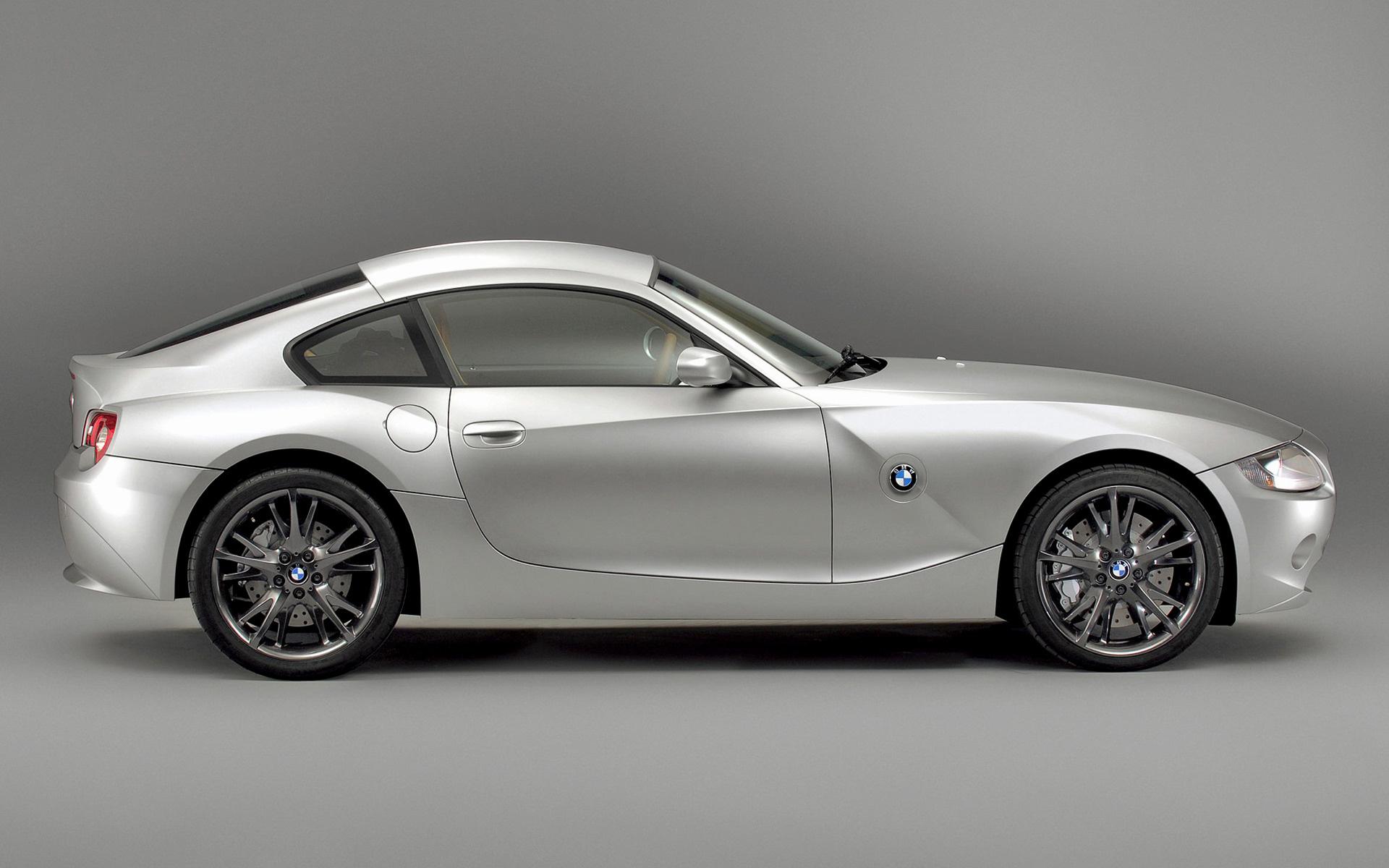 2005 Bmw Concept Z4 Coupe Papeis De Parede E Imagens De Fundo Em Hd Car Pixel