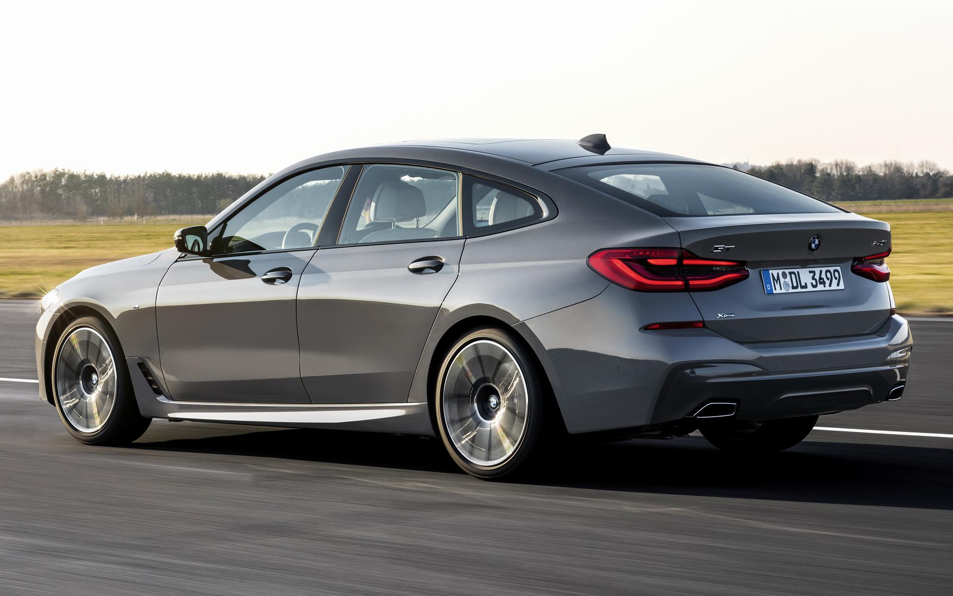 2020 BMW 6 Series Speed Test