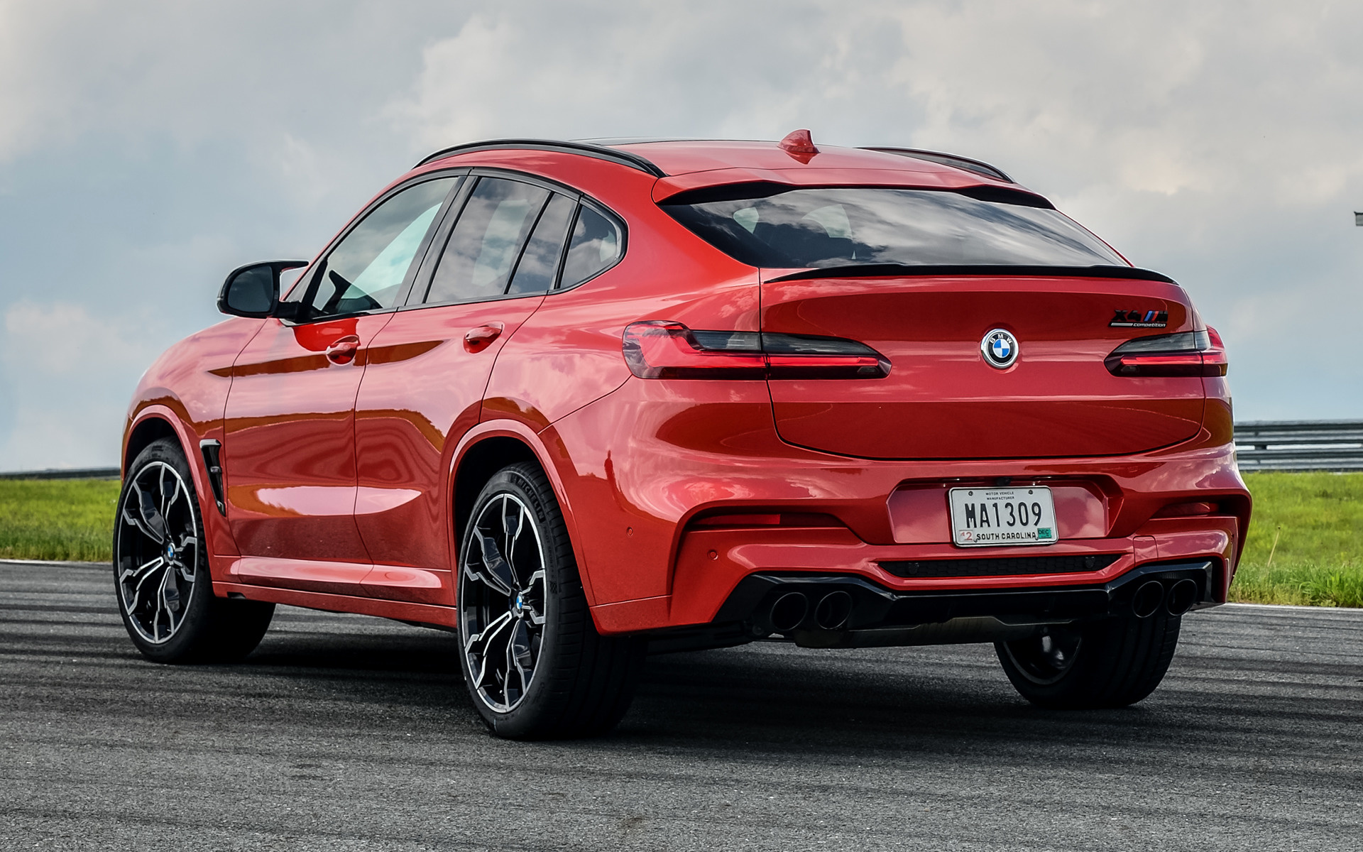 2020 Bmw X4 M Competition Us Wallpapers And Hd Images