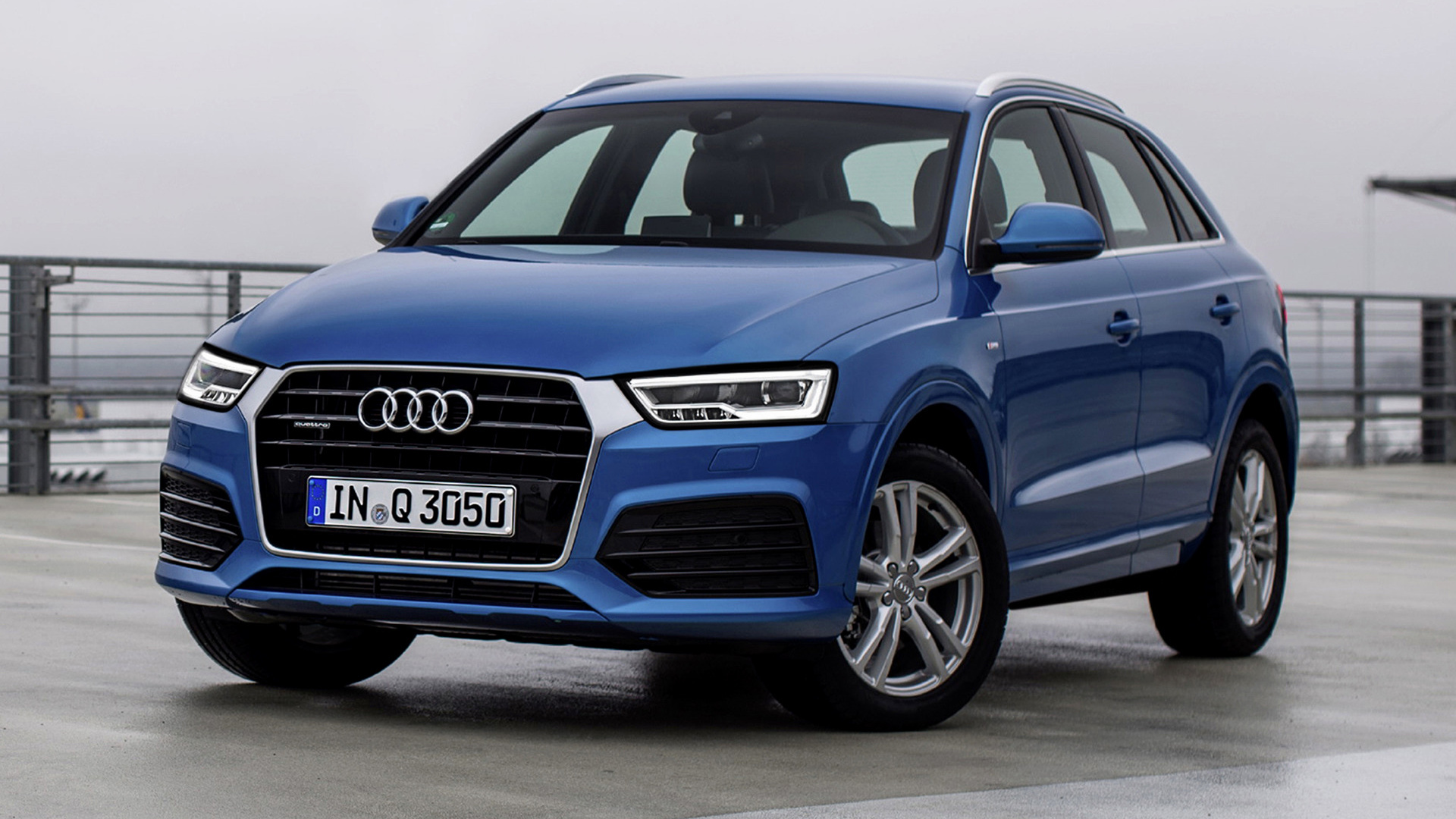 2015 Audi Q3 S line - Wallpapers and HD Images | Car Pixel